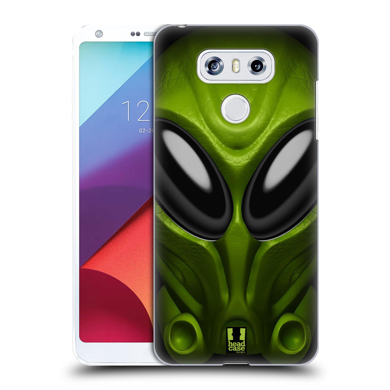 Plastové pouzdro na mobil LG G6 - Head Case - Ufoun Mastermind
