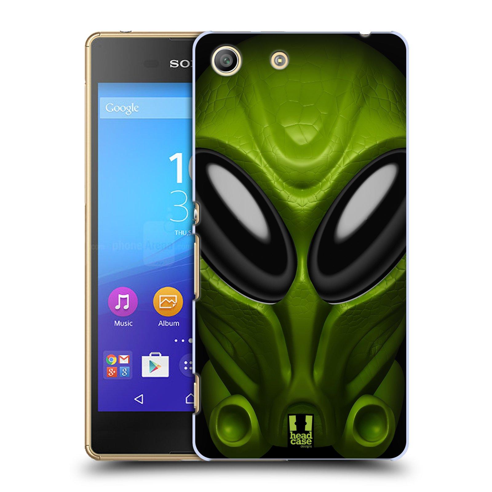 Plastové pouzdro na mobil Sony Xperia M5 - Head Case - Ufoun Mastermind