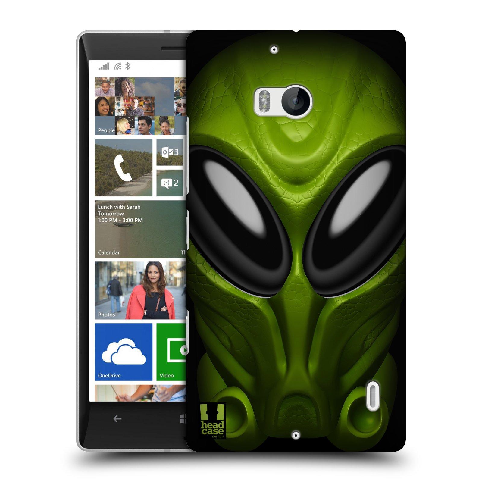 Plastové pouzdro na mobil Nokia Lumia 930 - Head Case - Ufoun Mastermind