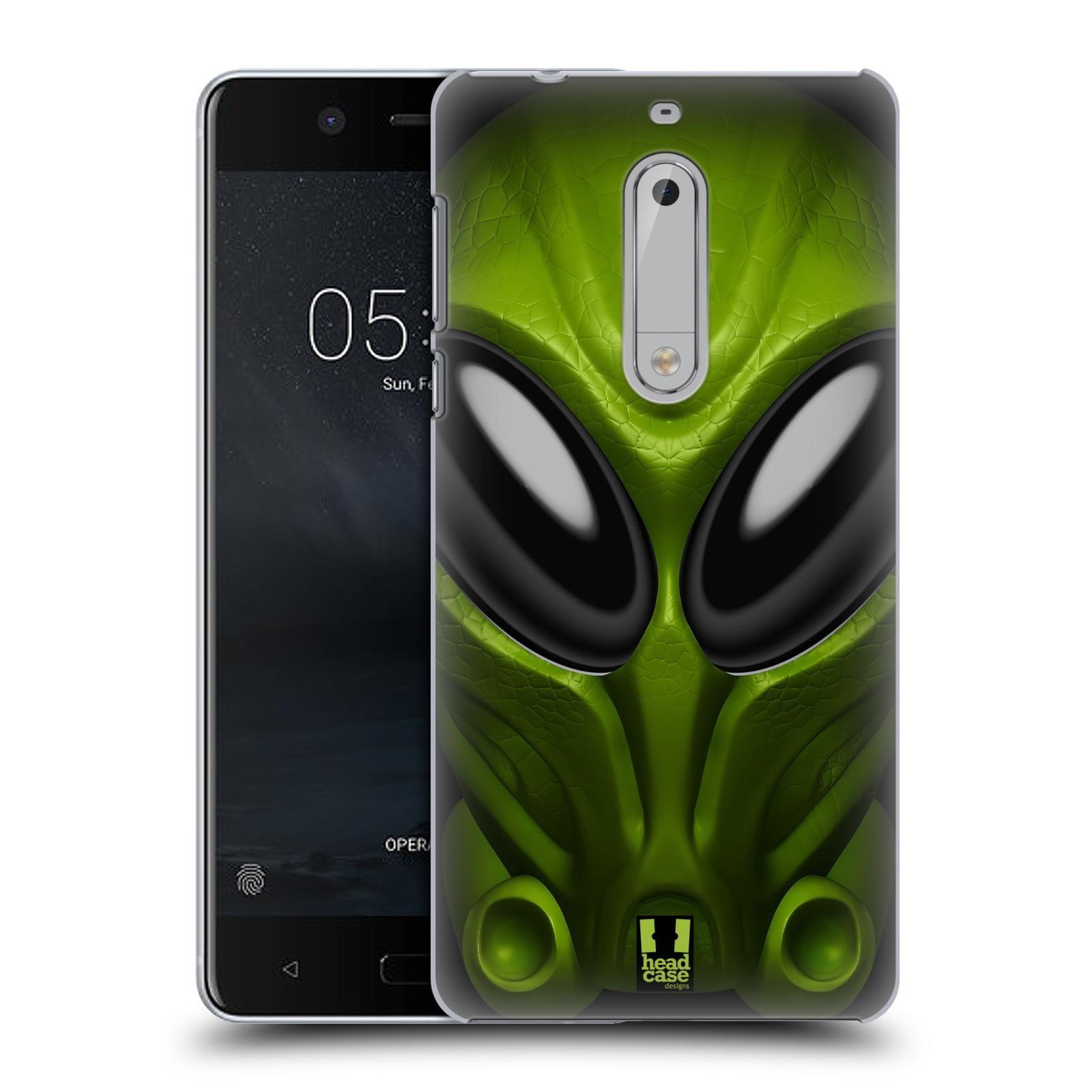 Plastové pouzdro na mobil Nokia 5 Head Case - Ufoun Mastermind