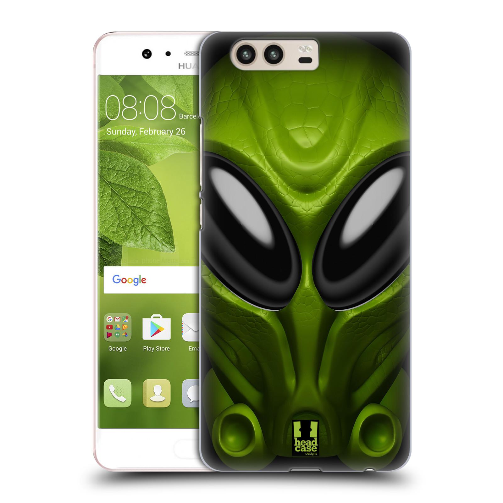 Plastové pouzdro na mobil Huawei P10 - Head Case - Ufoun Mastermind (Plastový kryt či obal na mobilní telefon s motivem Ufouna Masterminda pro Huawei P10 (Dual SIM))