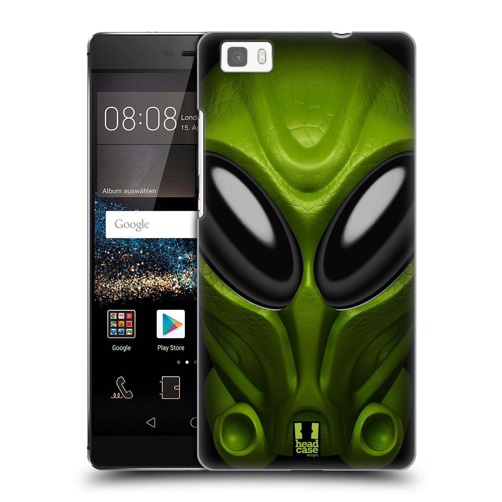 Plastové pouzdro na mobil Huawei P8 Lite - Head Case - Ufoun Mastermind
