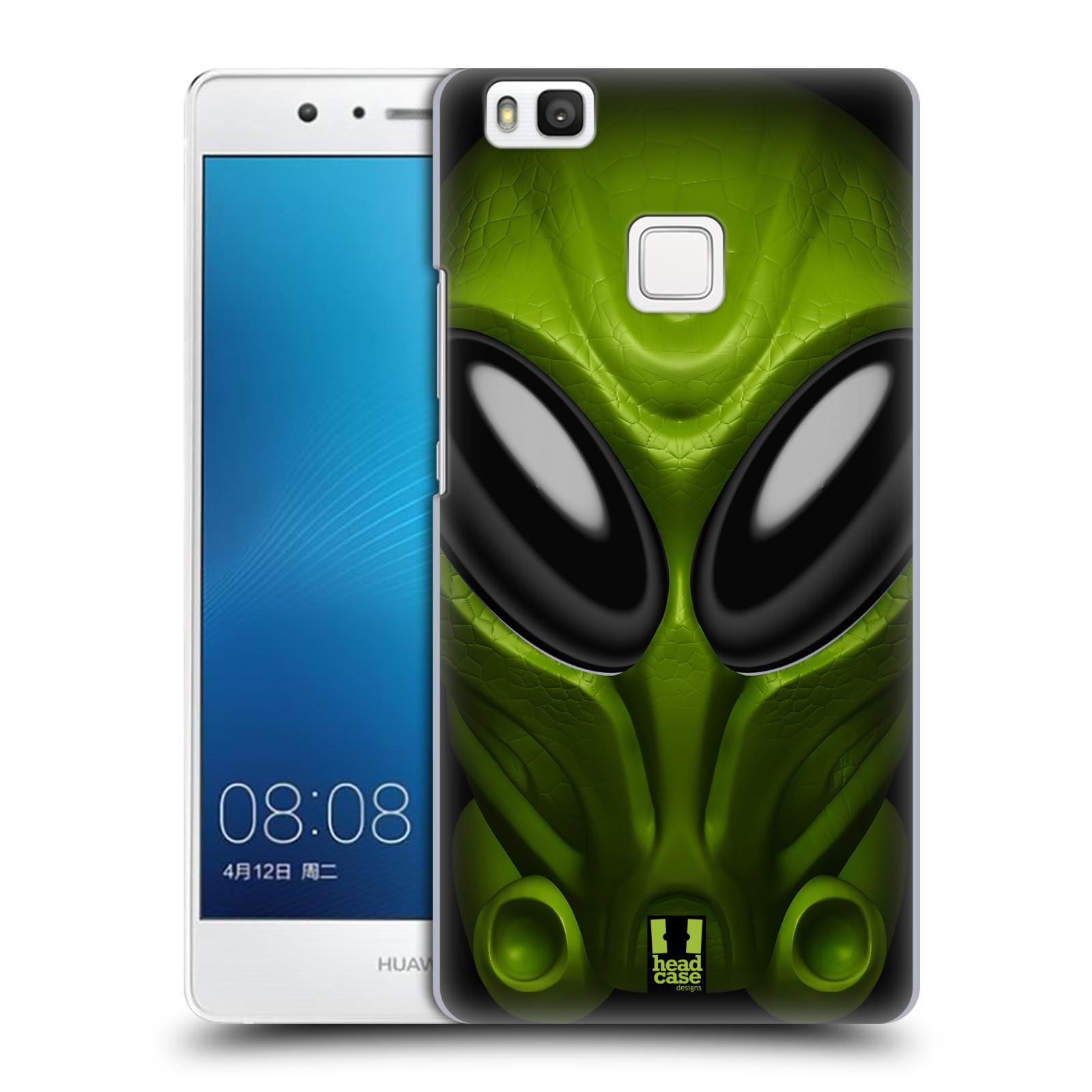 Plastové pouzdro na mobil Huawei P9 Lite - Head Case - Ufoun Mastermind