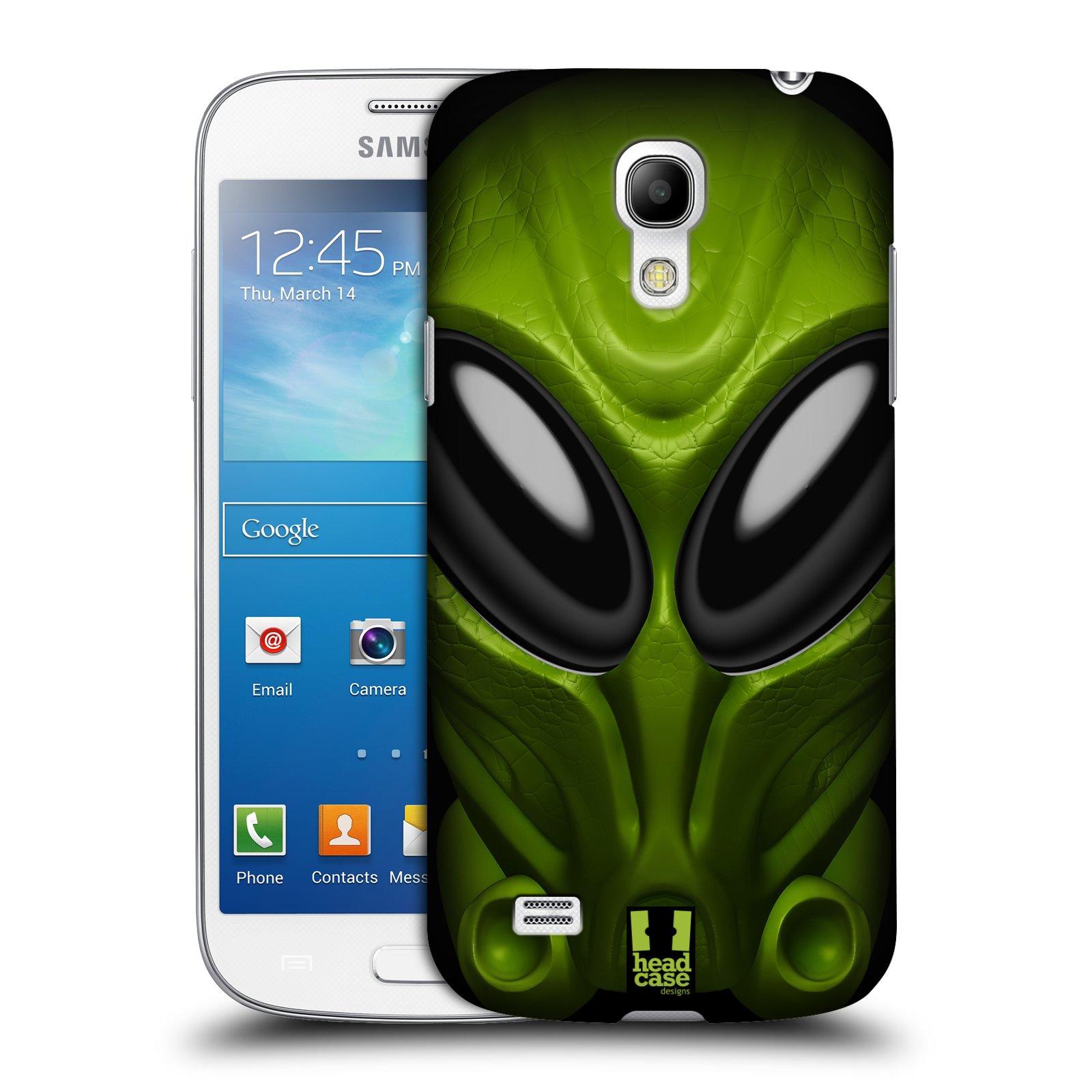 Plastové pouzdro na mobil Samsung Galaxy S4 Mini - Head Case - Ufoun Mastermind