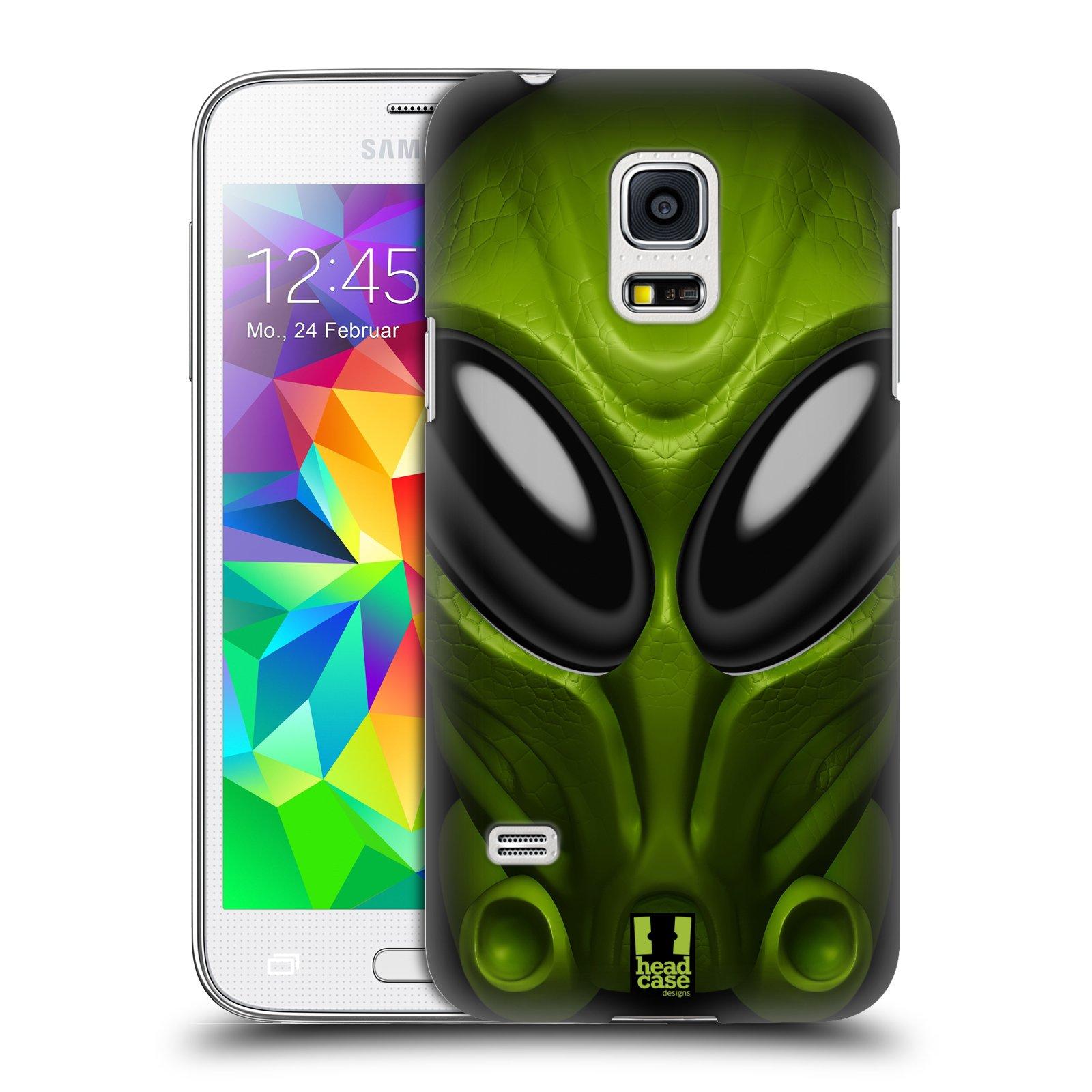 Plastové pouzdro na mobil Samsung Galaxy S5 Mini - Head Case - Ufoun Mastermind