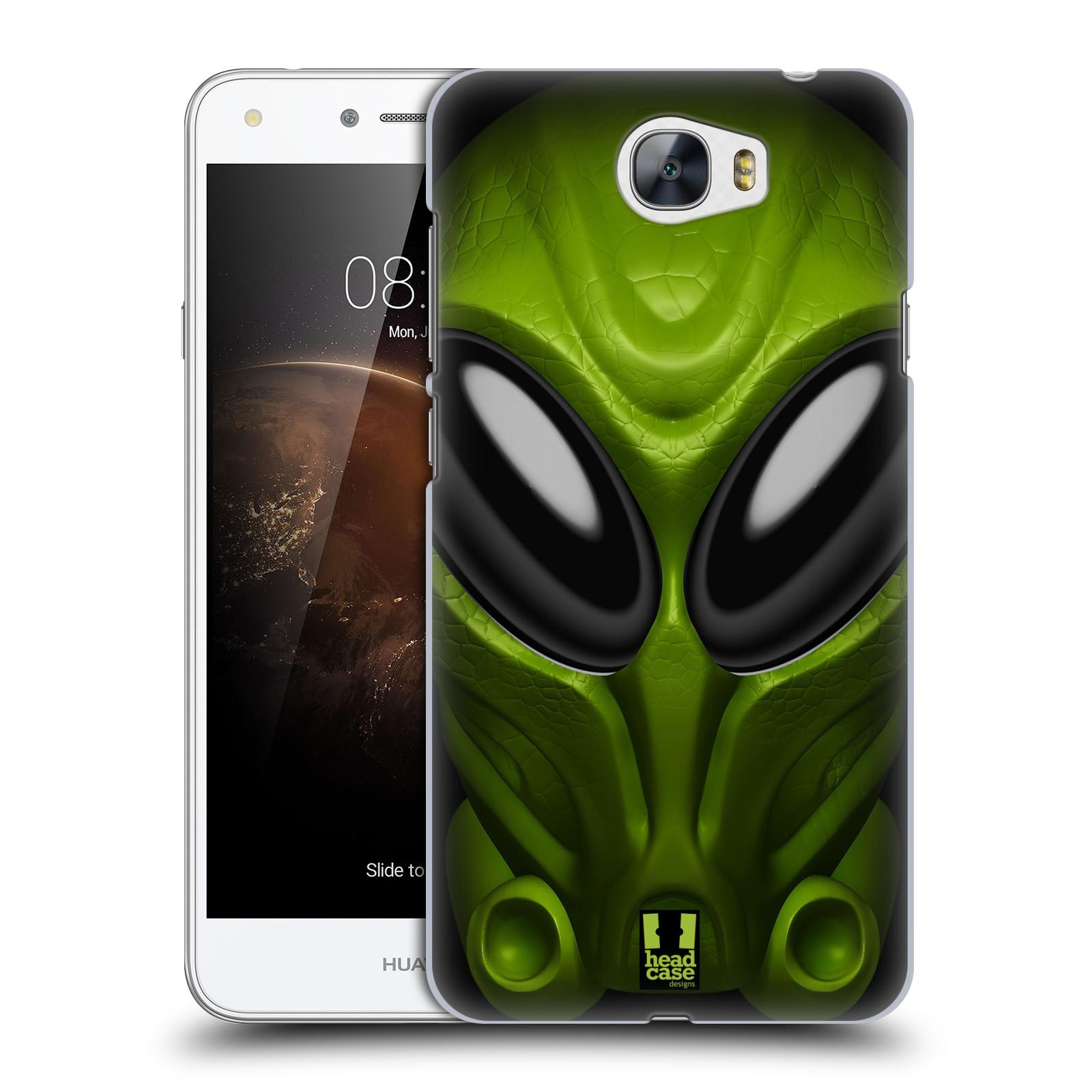 Plastové pouzdro na mobil Huawei Y5 II - Head Case - Ufoun Mastermind