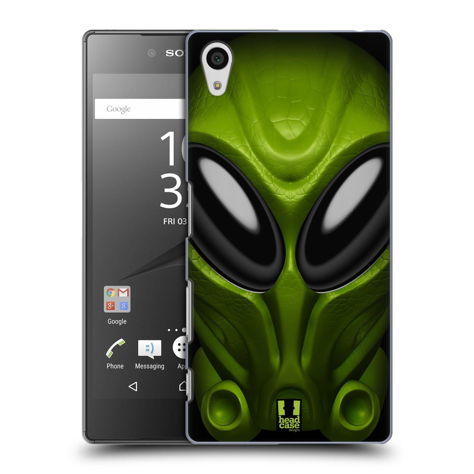 Plastové pouzdro na mobil Sony Xperia Z5 - Head Case - Ufoun Mastermind
