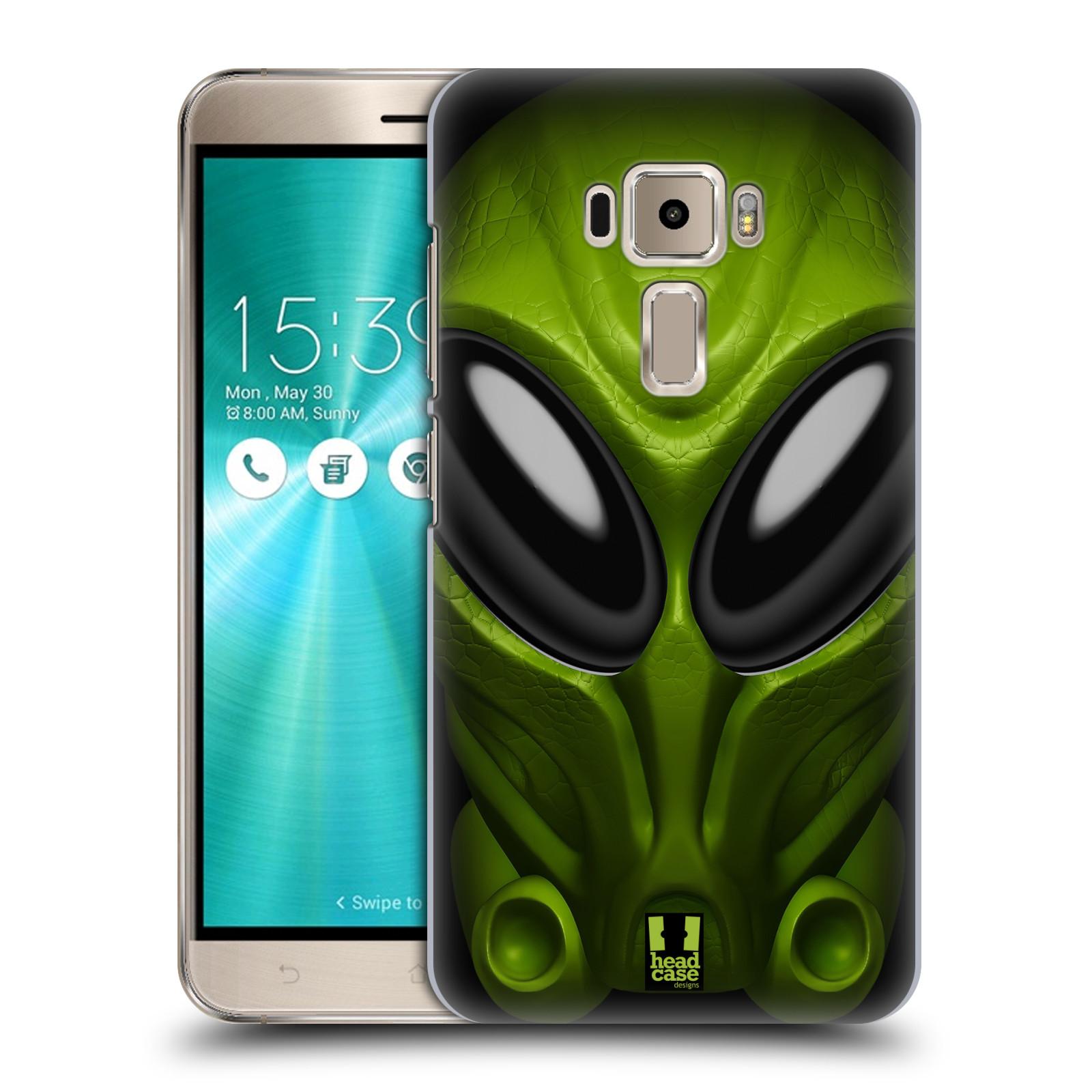 Plastové pouzdro na mobil Asus ZenFone 3 ZE520KL - Head Case - Ufoun Mastermind