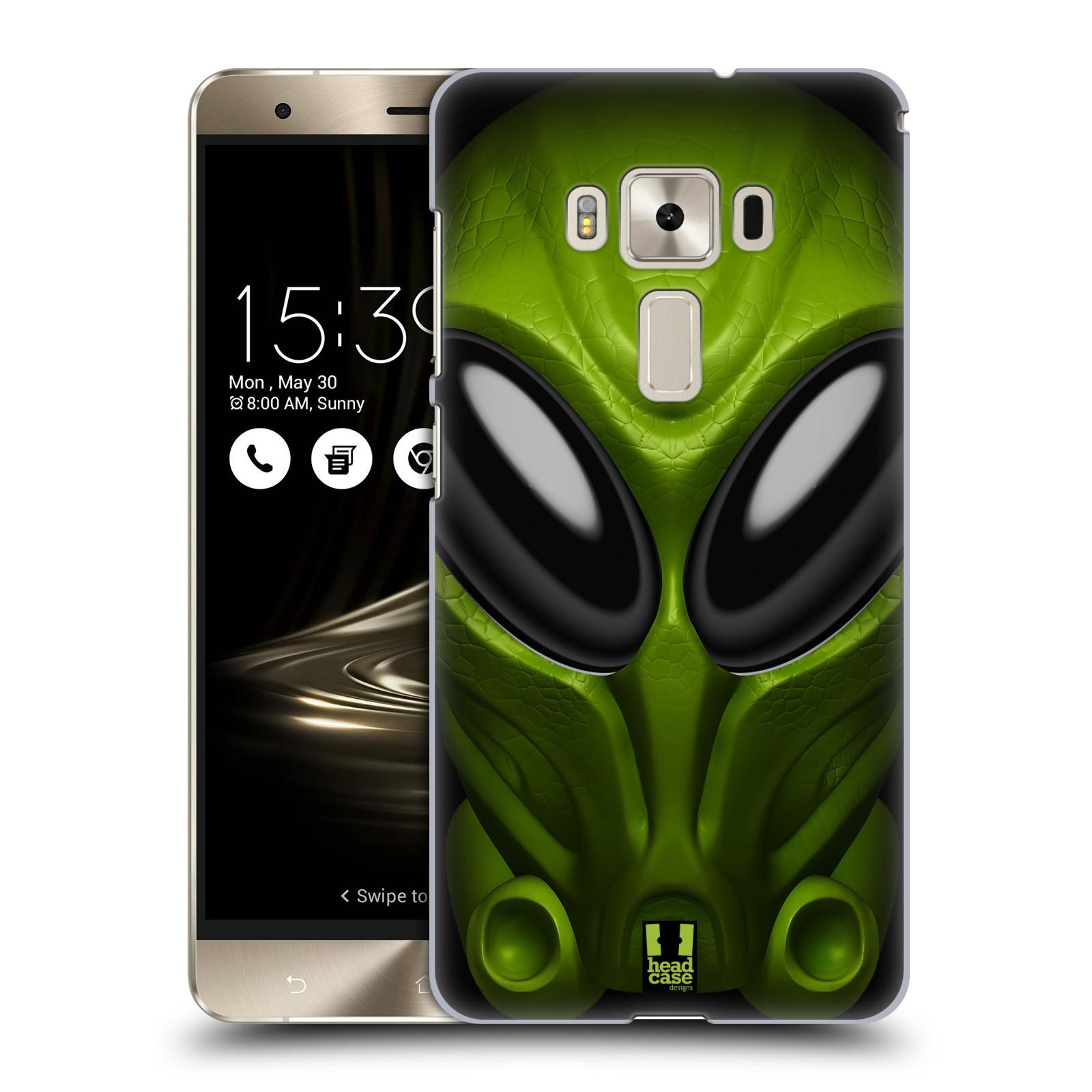 Plastové pouzdro na mobil Asus ZenFone 3 Deluxe ZS570KL - Head Case - Ufoun Mastermind