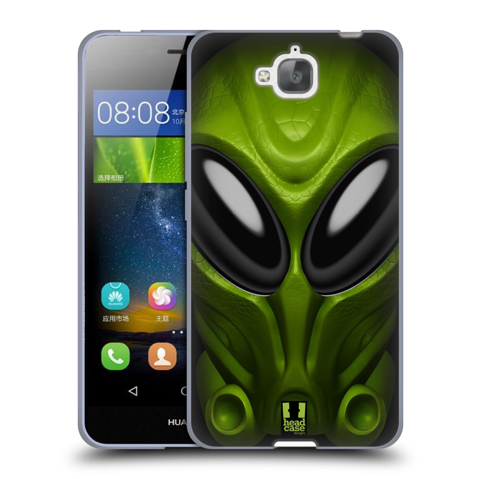 Silikonové pouzdro na mobil Huawei Y6 Pro Dual Sim - Head Case - Ufoun Mastermind