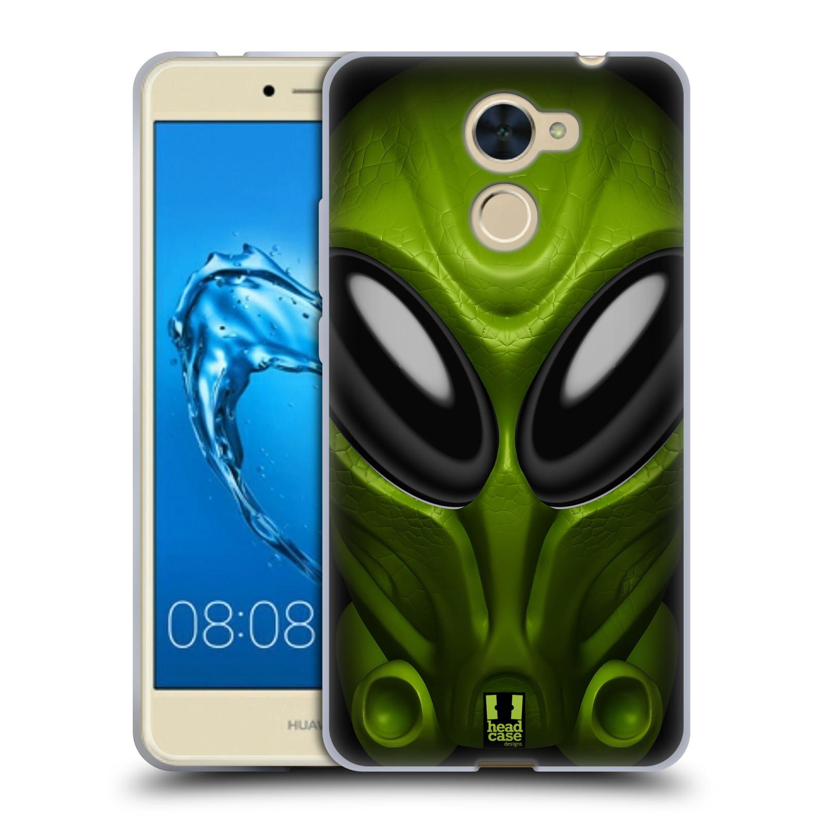 Silikonové pouzdro na mobil Huawei Y7 - Head Case - Ufoun Mastermind