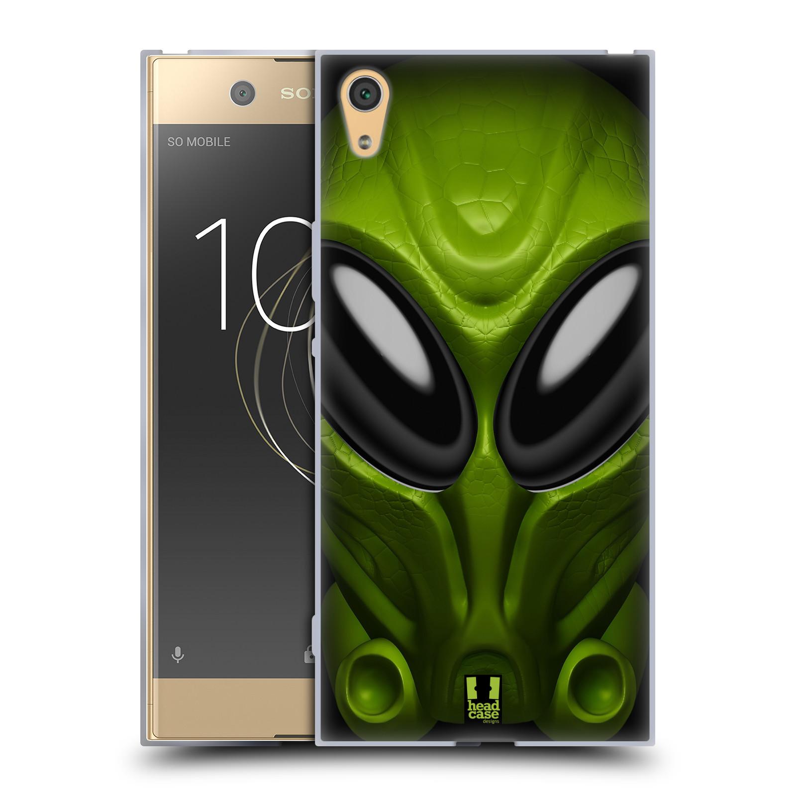 Silikonové pouzdro na mobil Sony Xperia XA1 Ultra - Head Case - Ufoun Mastermind
