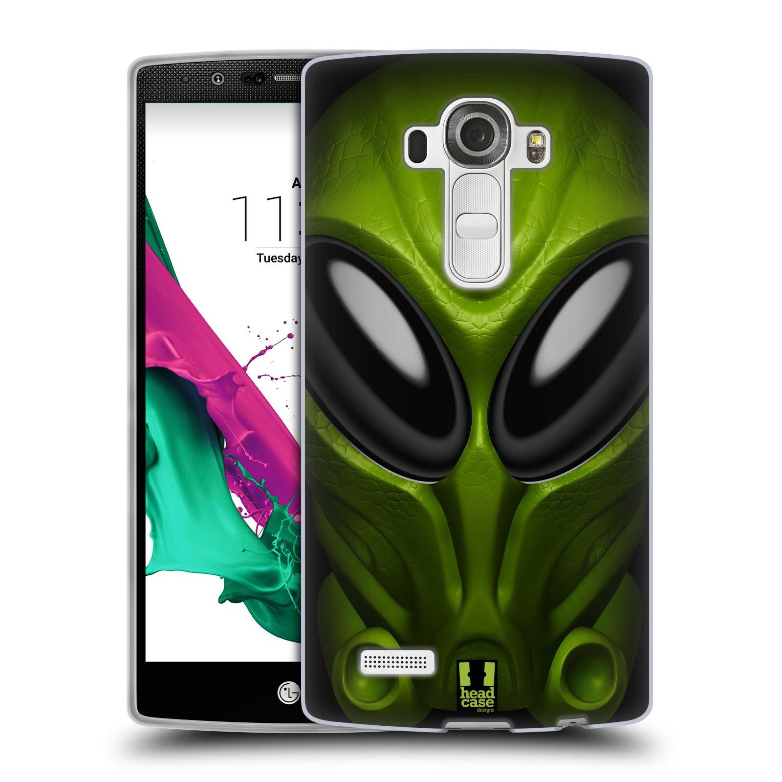 Silikonové pouzdro na mobil LG G4 - Head Case - Ufoun Mastermind