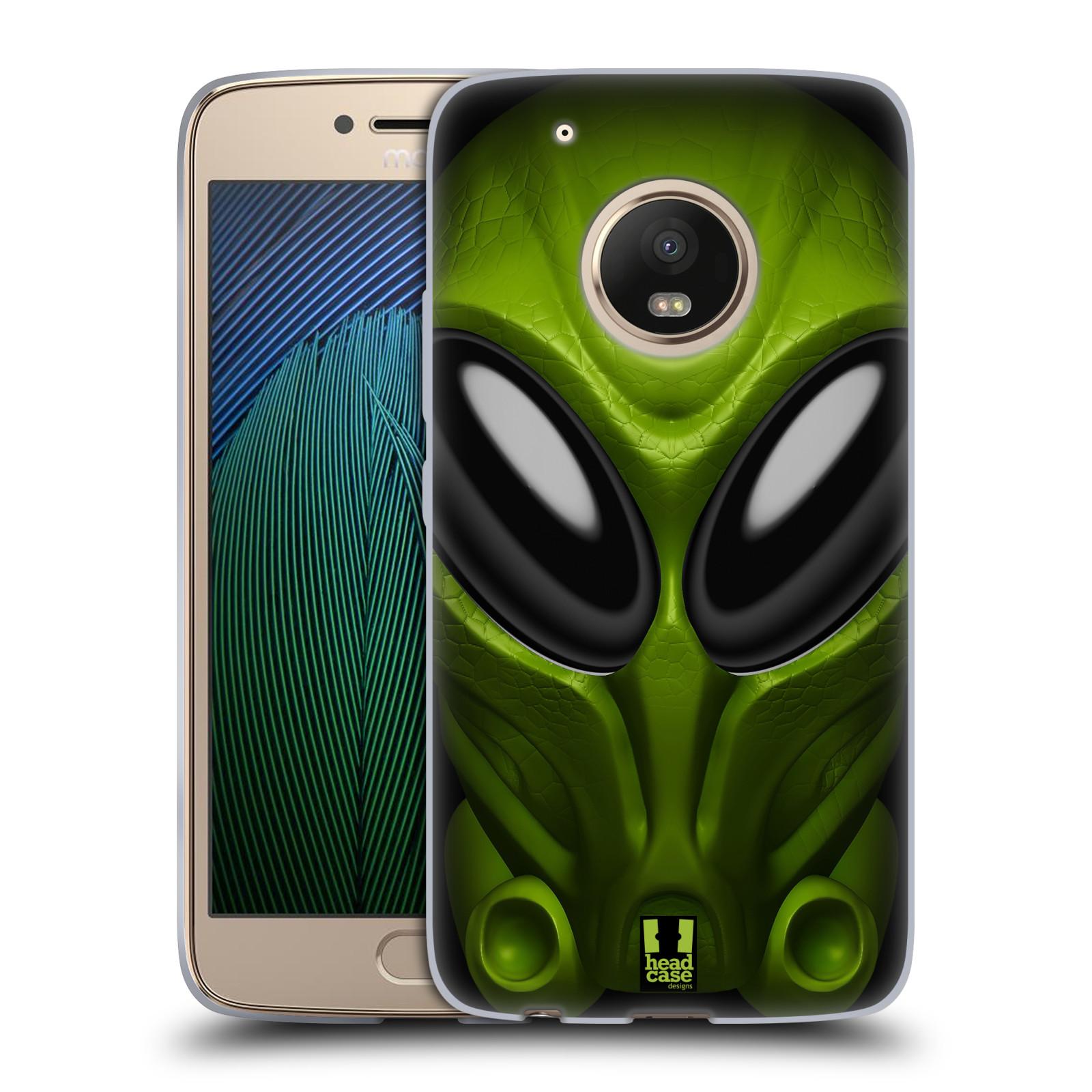Silikonové pouzdro na mobil Lenovo Moto G5 Plus - Head Case - Ufoun Mastermind