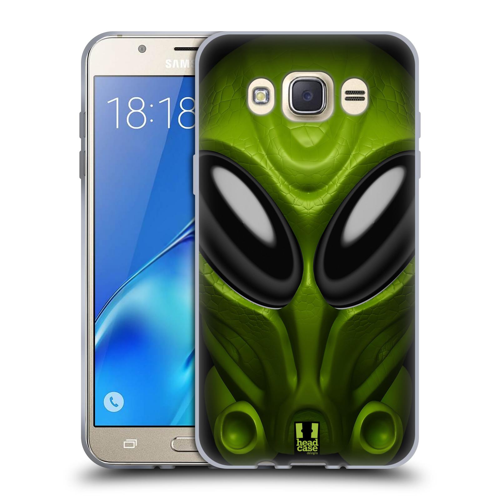 Silikonové pouzdro na mobil Samsung Galaxy J7 (2016) - Head Case - Ufoun Mastermind