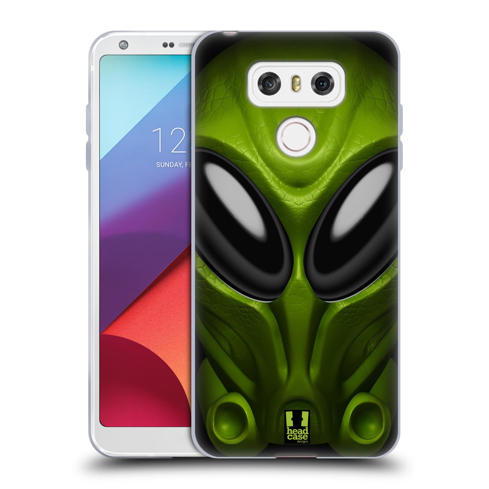 Silikonové pouzdro na mobil LG G6 - Head Case - Ufoun Mastermind