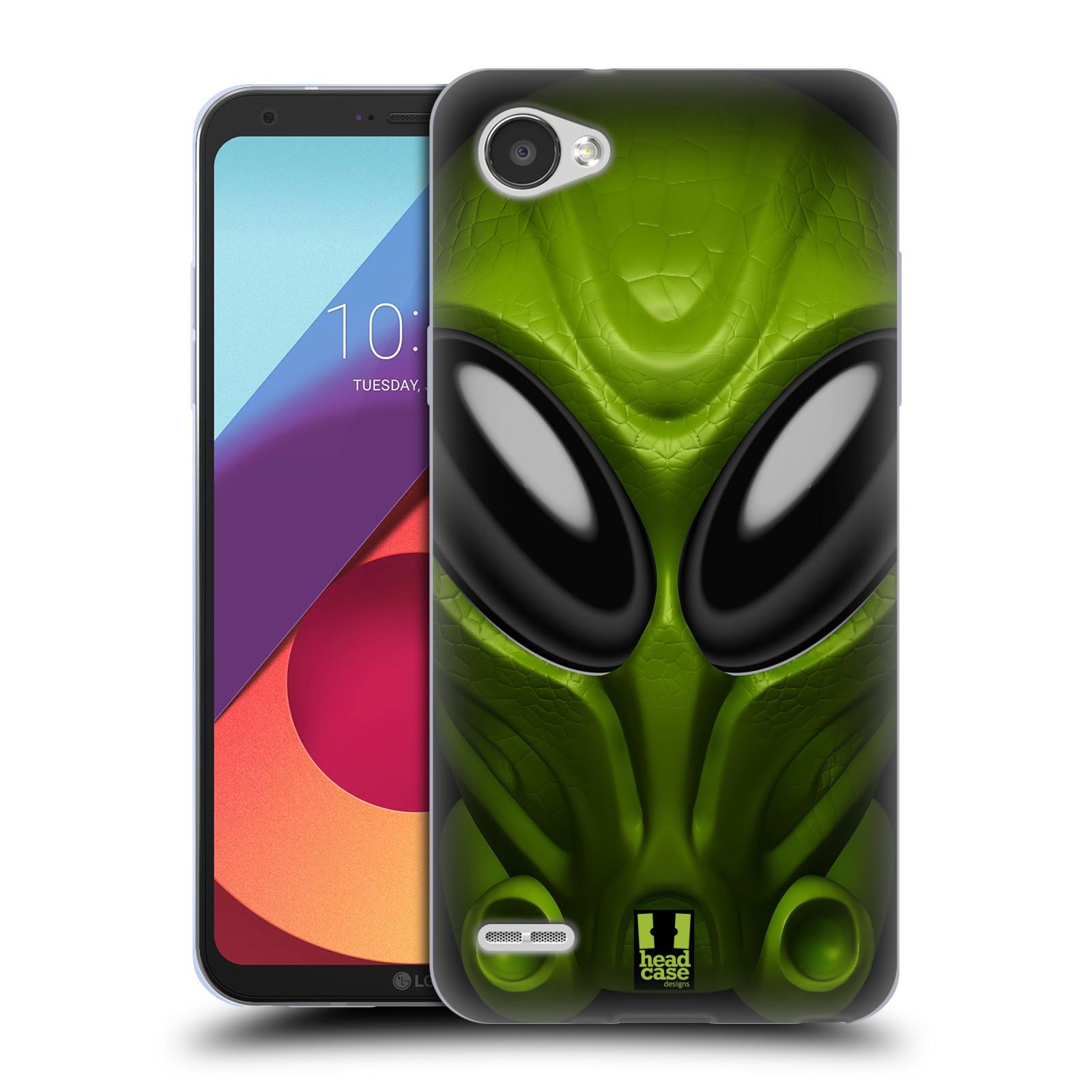Silikonové pouzdro na mobil LG Q6 - Head Case - Ufoun Mastermind