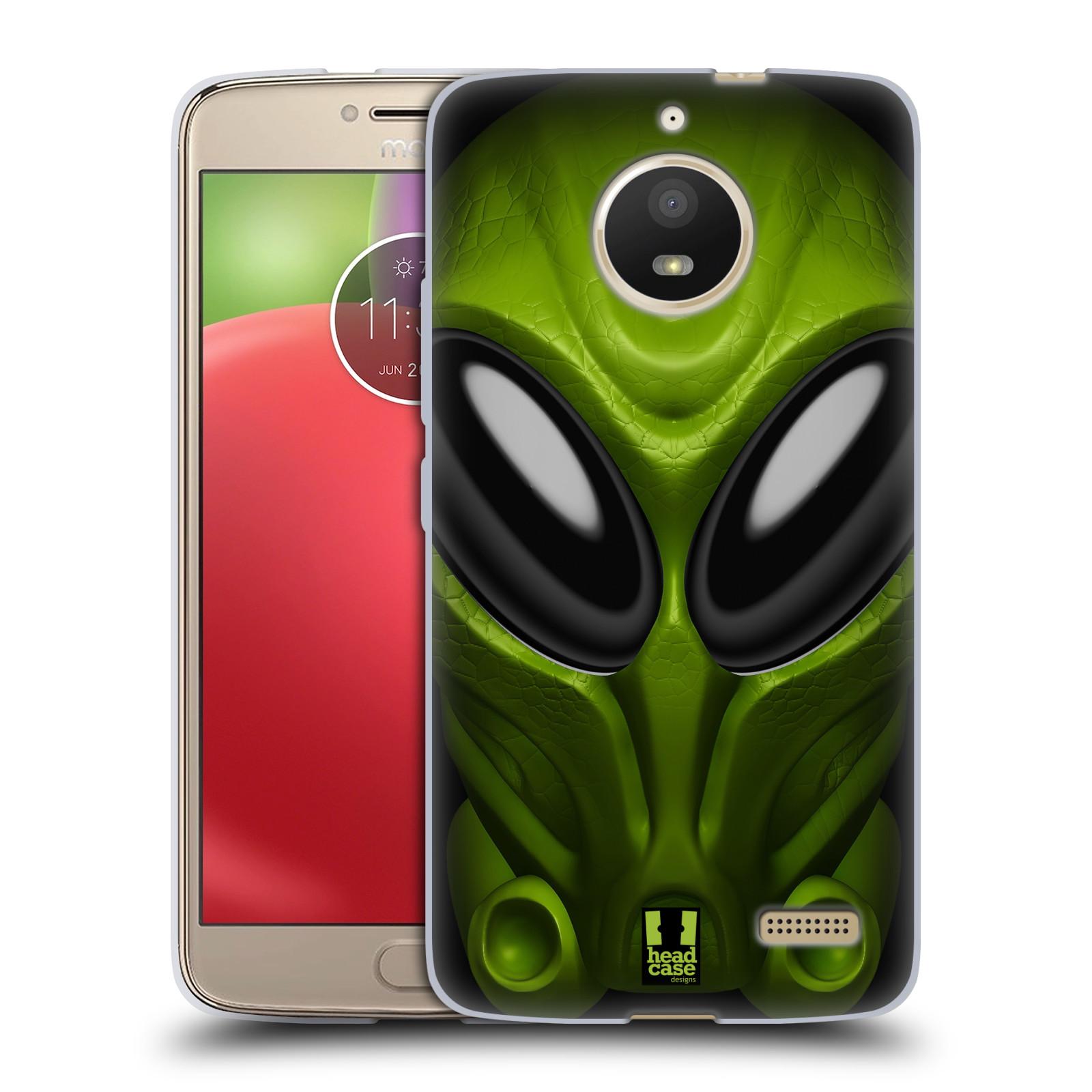 Silikonové pouzdro na mobil Lenovo Moto E4 - Head Case - Ufoun Mastermind