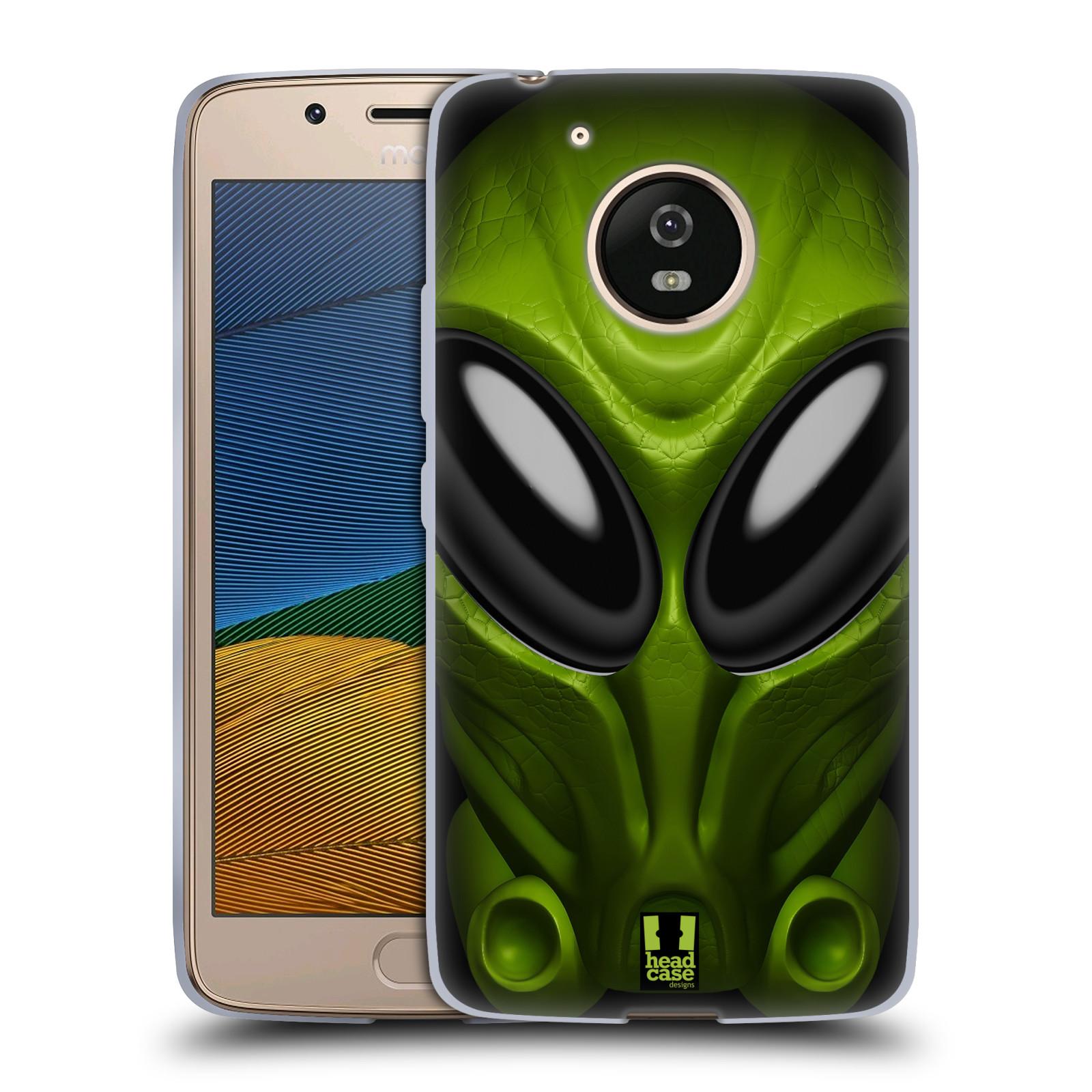 Silikonové pouzdro na mobil Lenovo Moto G5 - Head Case - Ufoun Mastermind
