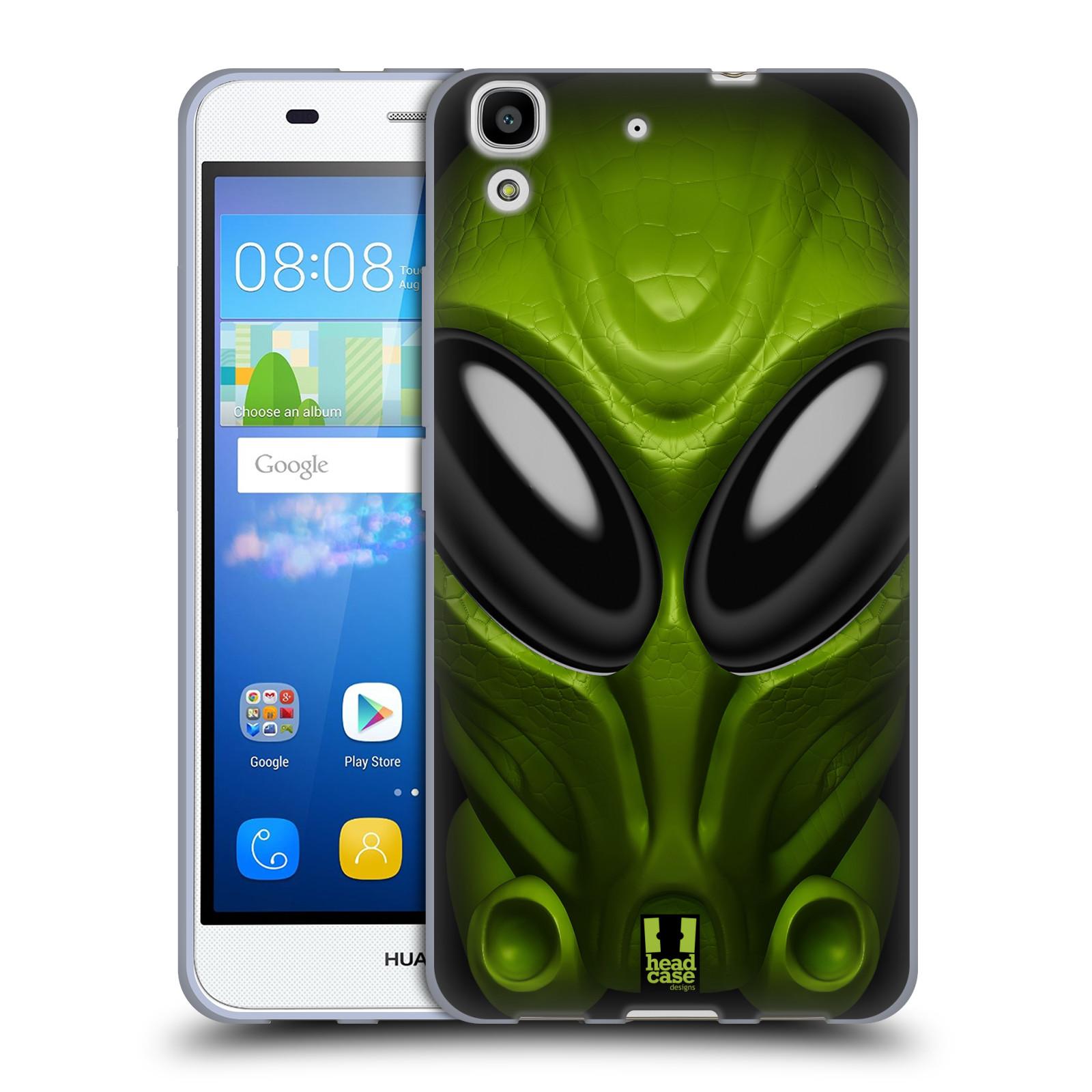 Silikonové pouzdro na mobil Huawei Y6 - Head Case - Ufoun Mastermind