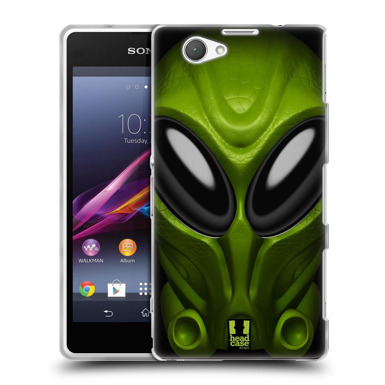 Silikonové pouzdro na mobil Sony Xperia Z1 Compact D5503 - Head Case - Ufoun Mastermind