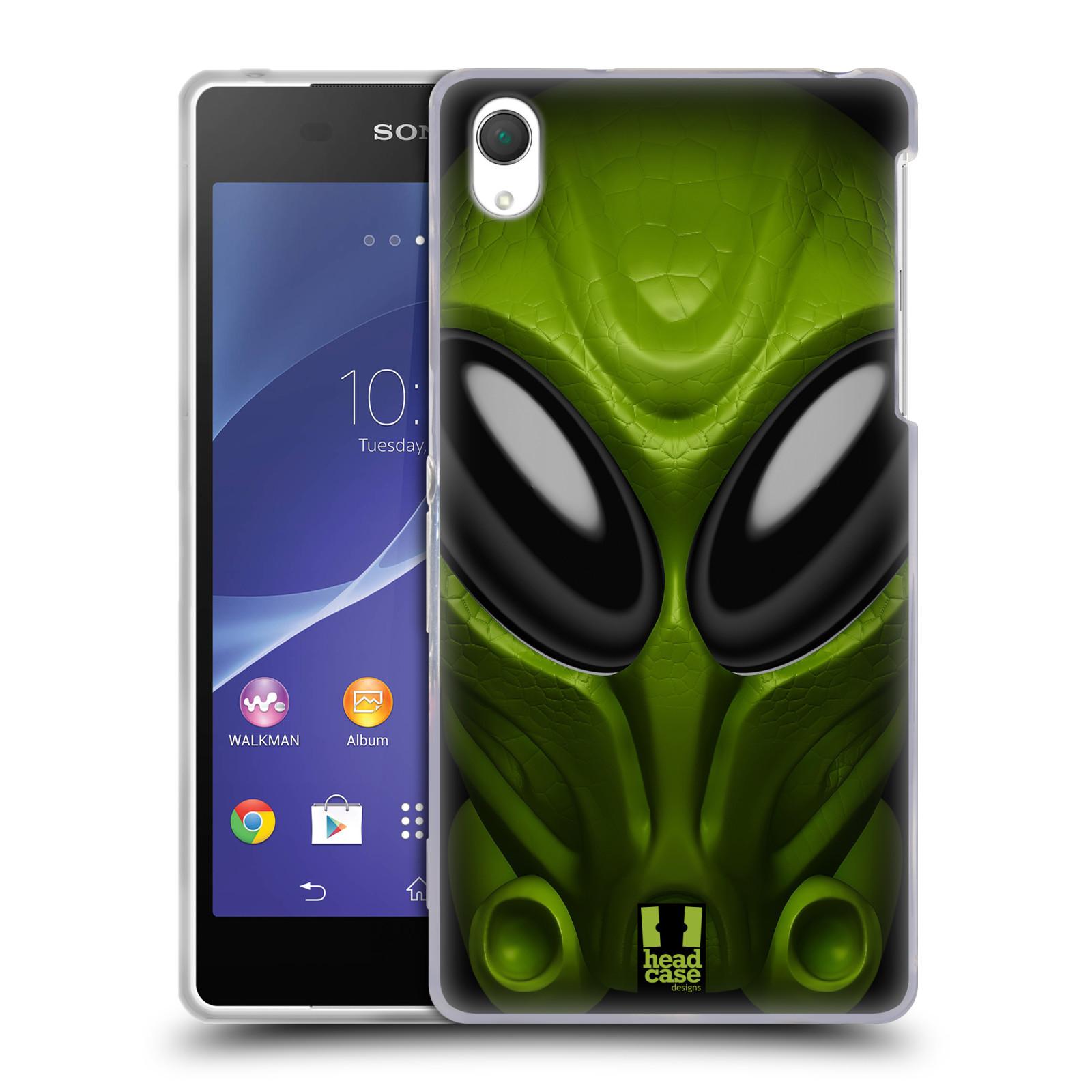 Silikonové pouzdro na mobil Sony Xperia Z2 D6503 - Head Case - Ufoun Mastermind