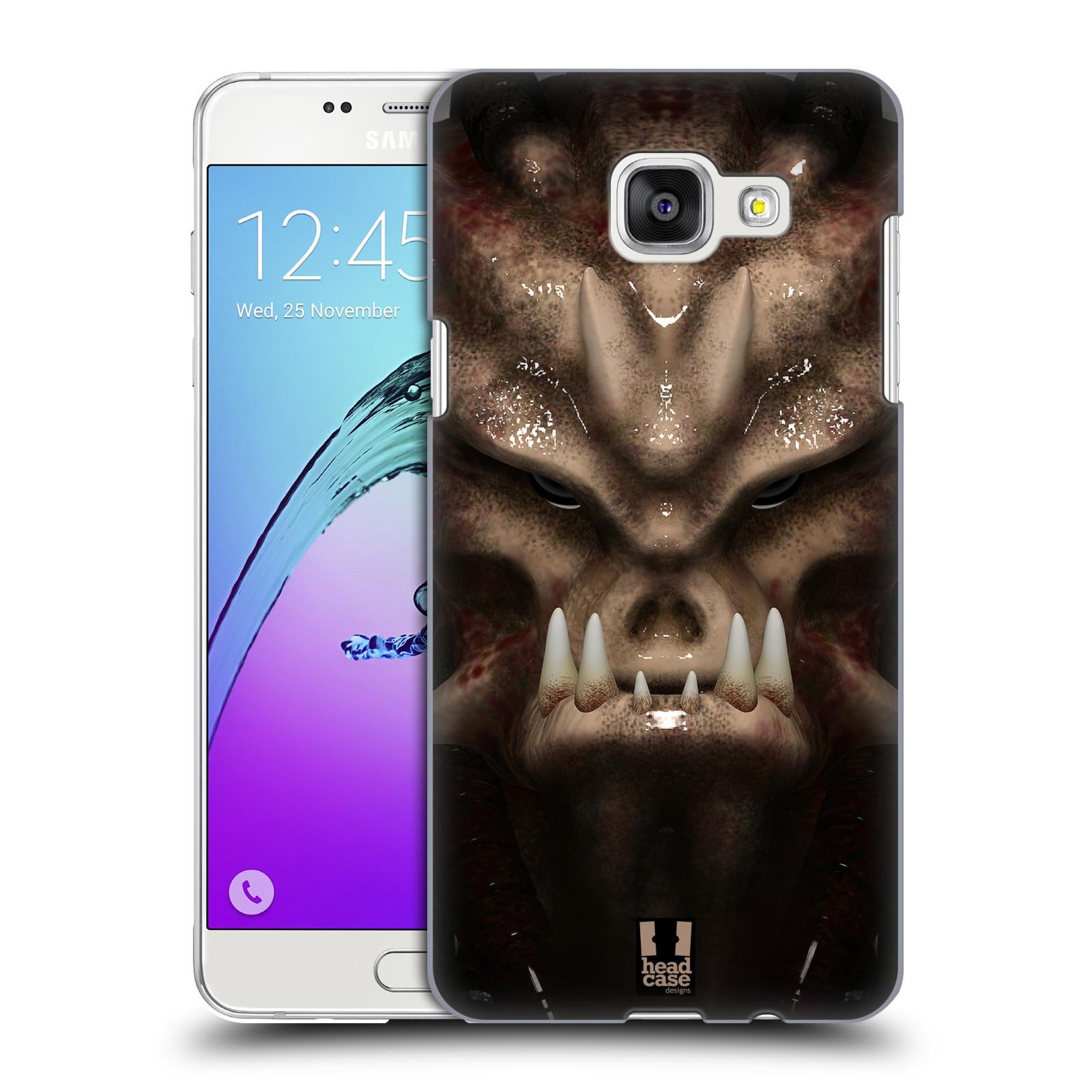 Plastové pouzdro na mobil Samsung Galaxy A5 (2016) - Head Case - Ufoun Warhead