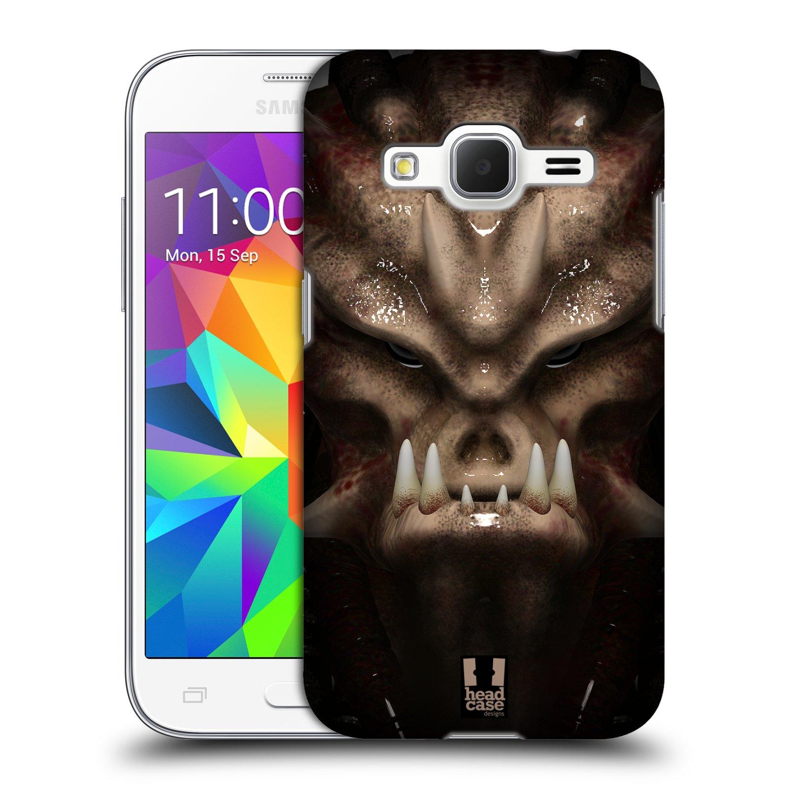 Plastové pouzdro na mobil Samsung Galaxy Core Prime LTE - Head Case - Ufoun Warhead