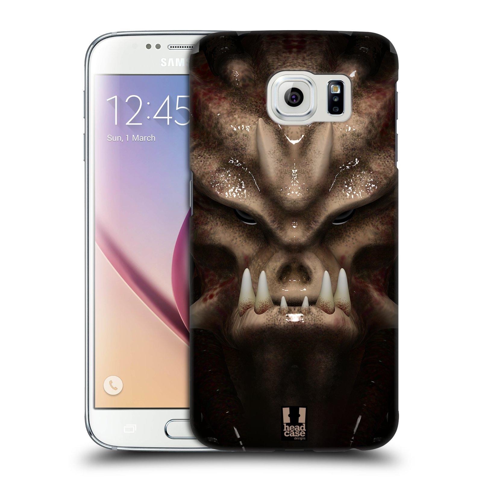 Plastové pouzdro na mobil Samsung Galaxy S6 - Head Case - Ufoun Warhead