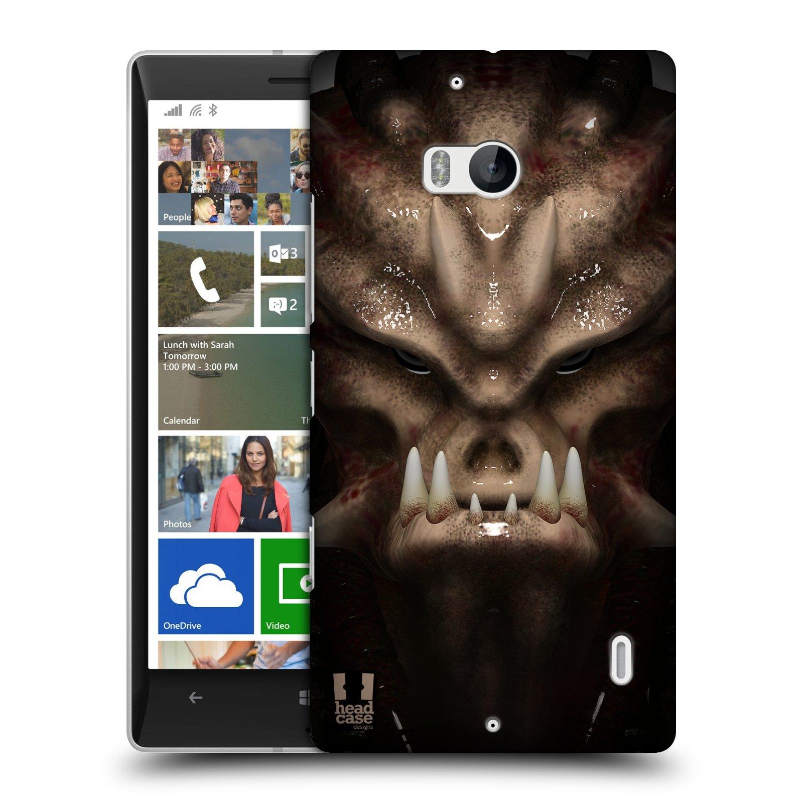 Plastové pouzdro na mobil Nokia Lumia 930 - Head Case - Ufoun Warhead