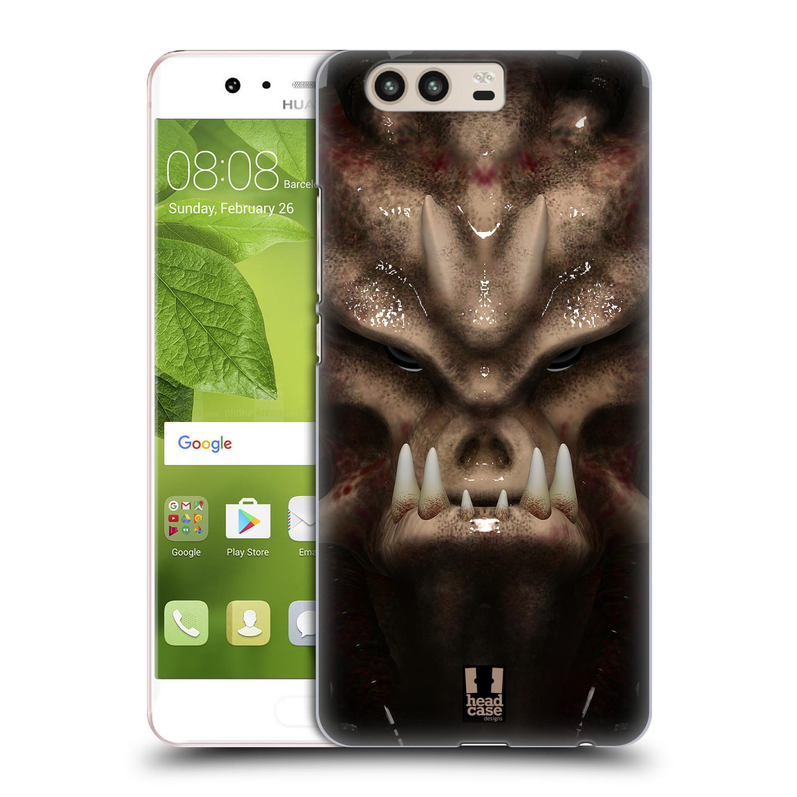 Plastové pouzdro na mobil Huawei P10 - Head Case - Ufoun Warhead (Plastový kryt či obal na mobilní telefon s motivem Ufouna Warheada pro Huawei P10 (Dual SIM))