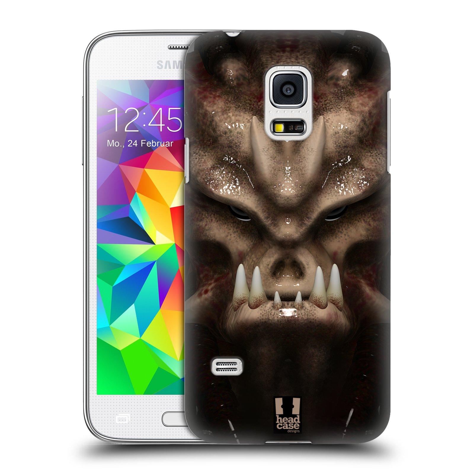 Plastové pouzdro na mobil Samsung Galaxy S5 Mini - Head Case - Ufoun Warhead