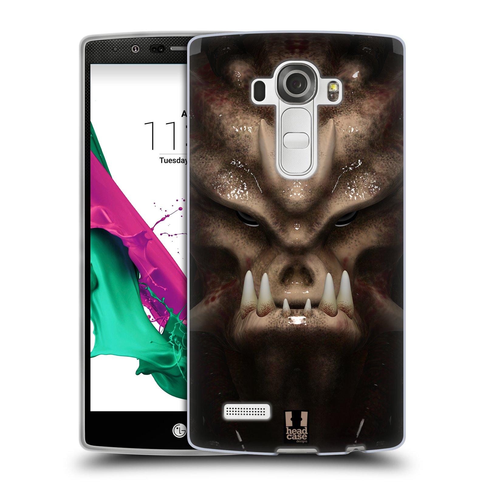 Silikonové pouzdro na mobil LG G4 - Head Case - Ufoun Warhead