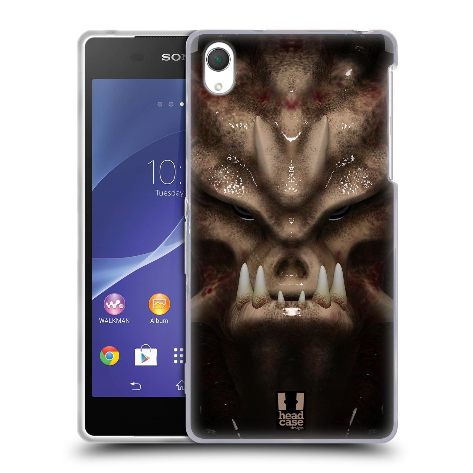 Silikonové pouzdro na mobil Sony Xperia Z2 D6503 - Head Case - Ufoun Warhead