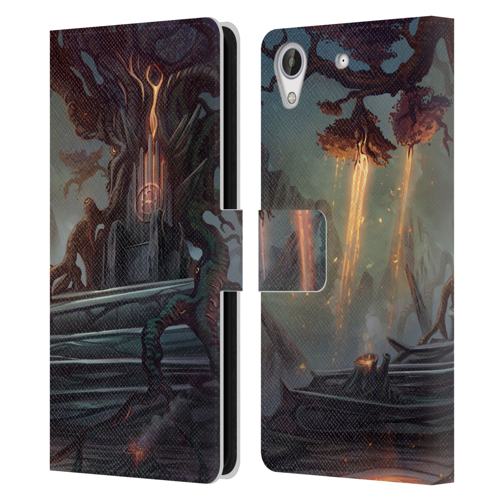 OFFICIAL-ALYN-SPILLER-ENVIRONMENT-ART-LEATHER-BOOK-WALLET-CASE-FOR-HTC-PHONES-2