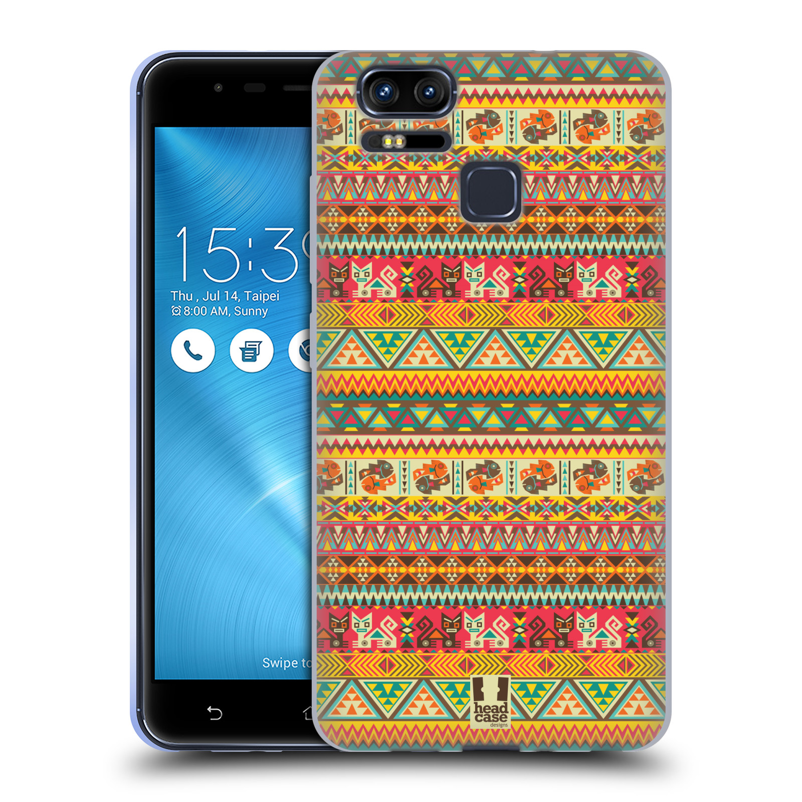 HEAD-CASE-DESIGNS-AMERINDIAN-2-SOFT-GEL-CASE-FOR-ASUS-ZENFONE-3-ZOOM-ZE553KL