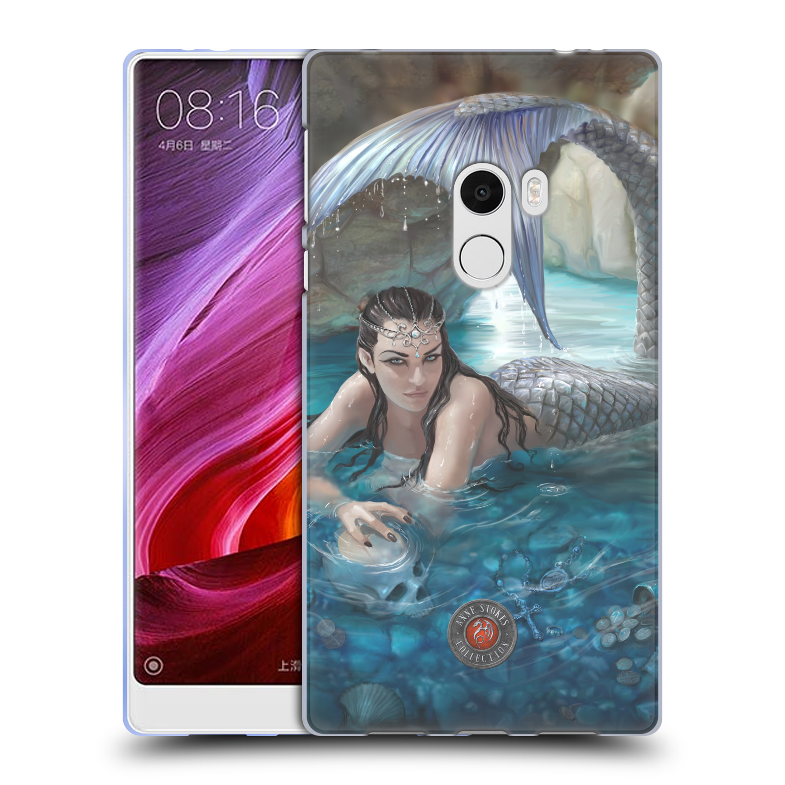 OFFICIAL-ANNE-STOKES-MERMAID-AND-ANGELS-SOFT-GEL-CASE-FOR-XIAOMI-PHONES