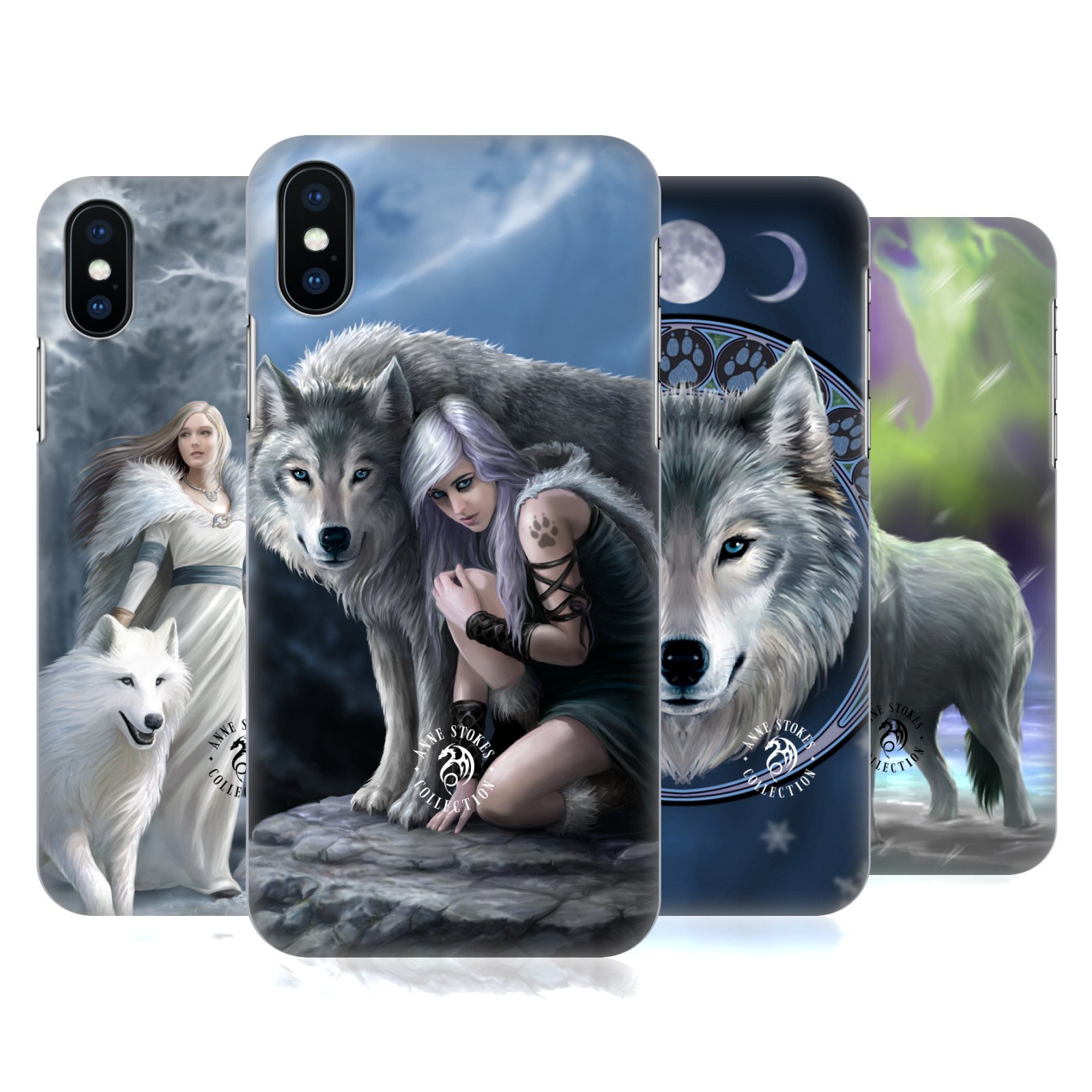 Anne Stokes Wolves