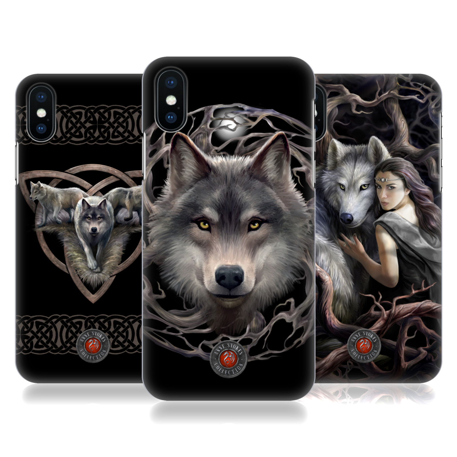 Anne Stokes Wolves 2
