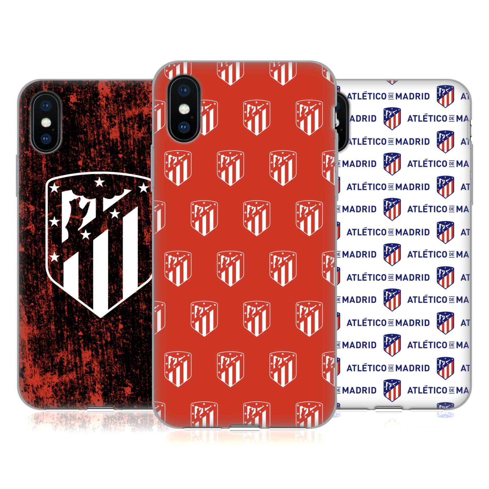 Atletico Madrid 2017/18 Crest Patterns