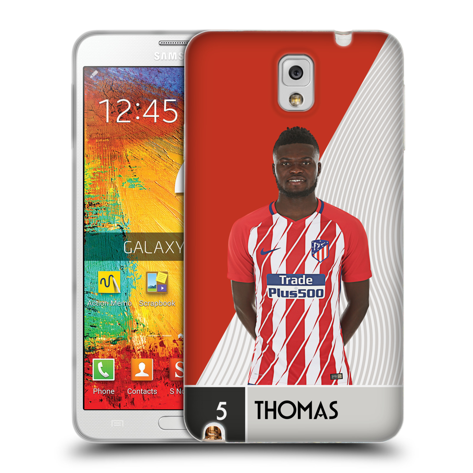 coque samsung j3 2016 atletico madrid