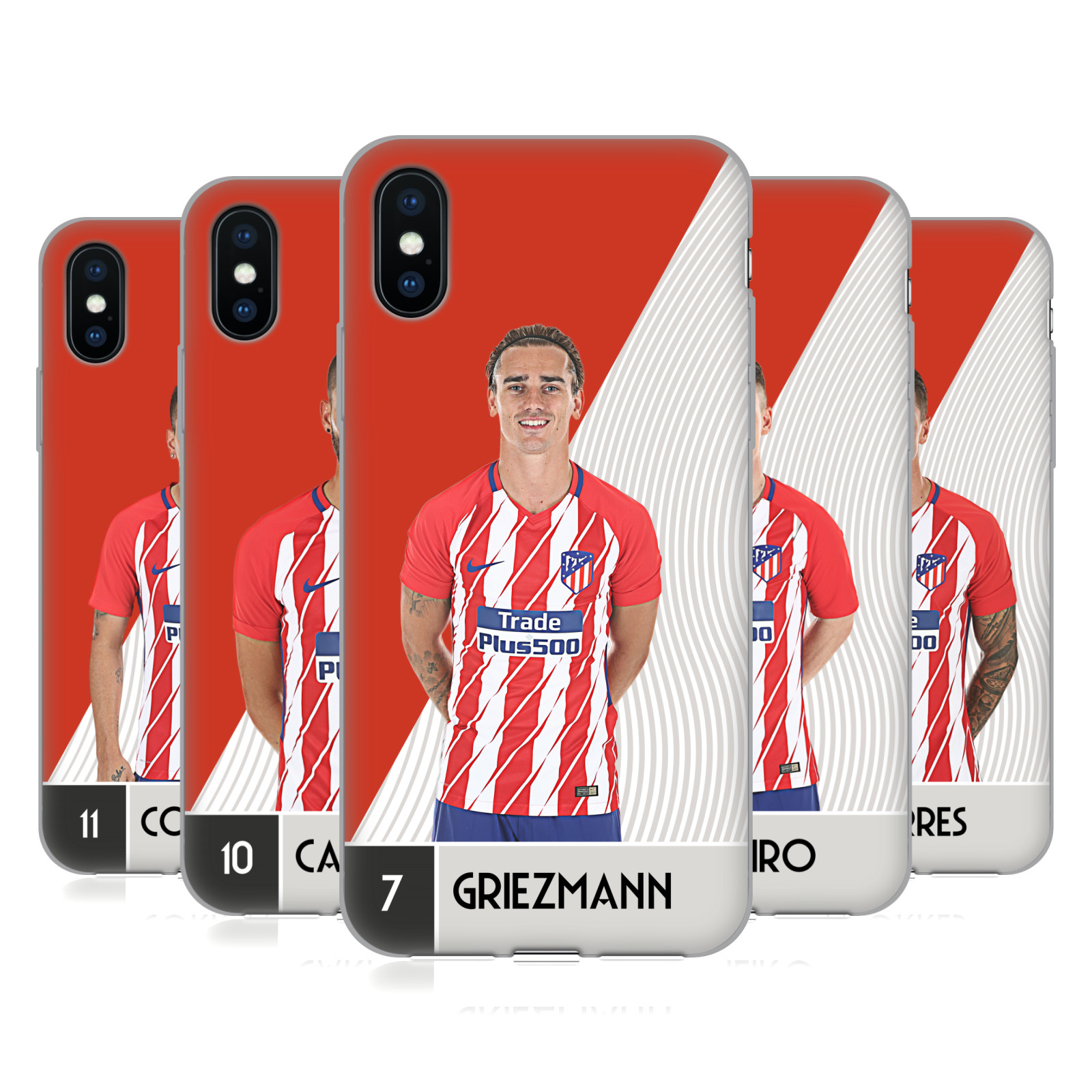 Atletico Madrid 2017/18 First Team Group 1