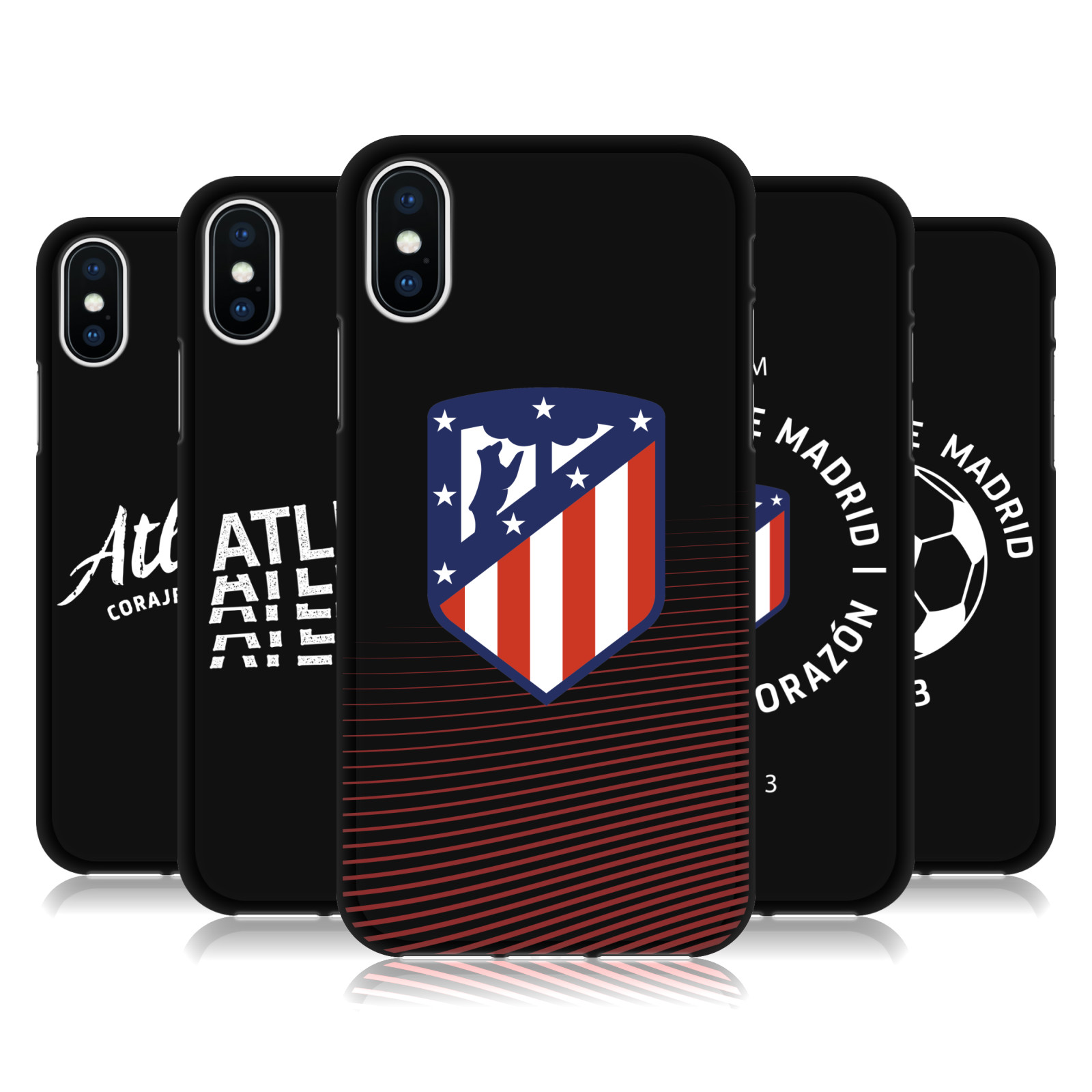 Atletico Madrid Various Designs