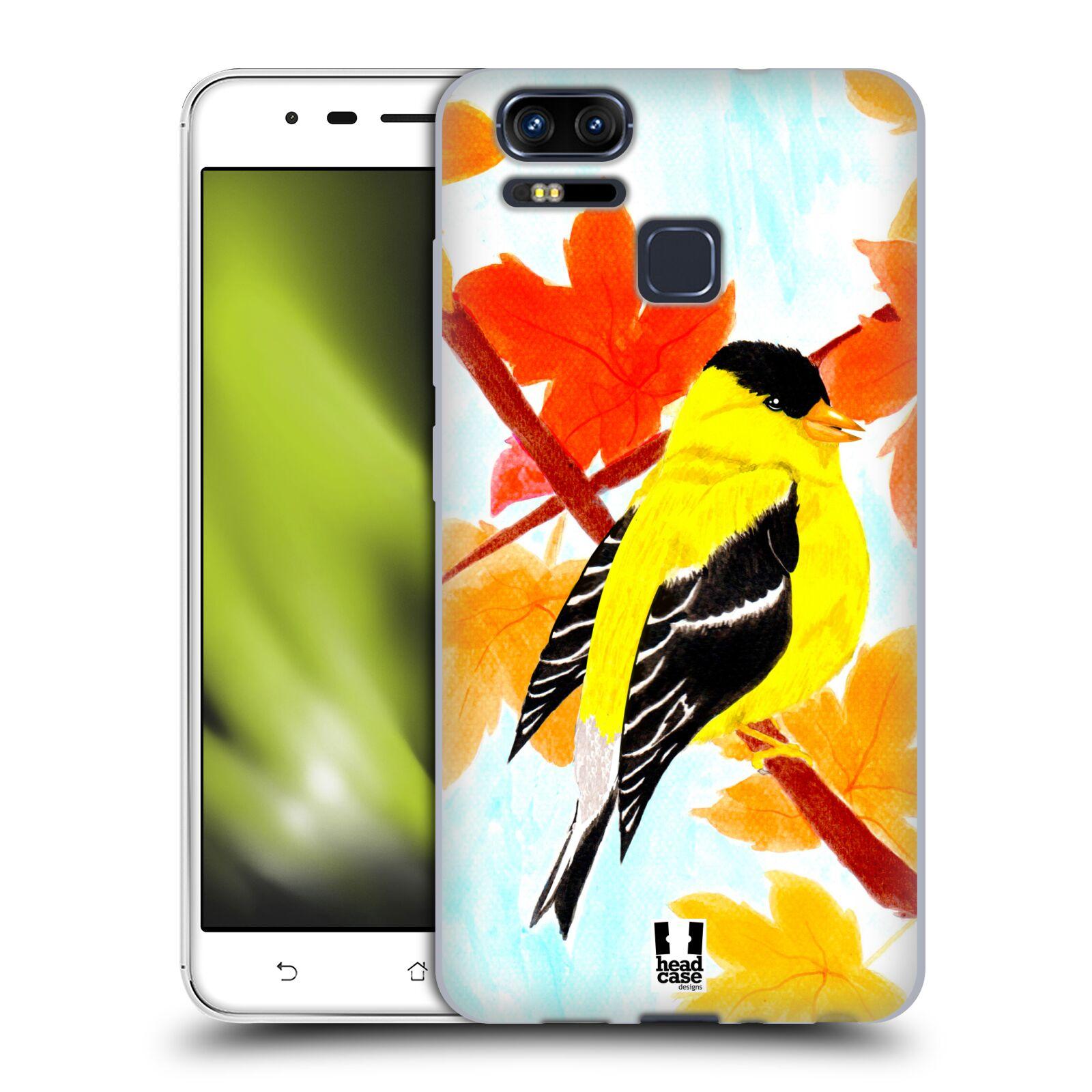 HEAD-CASE-DESIGNS-AUTUMN-BIRDS-SOFT-GEL-CASE-FOR-ASUS-ZENFONE-3-ZOOM-ZE553KL