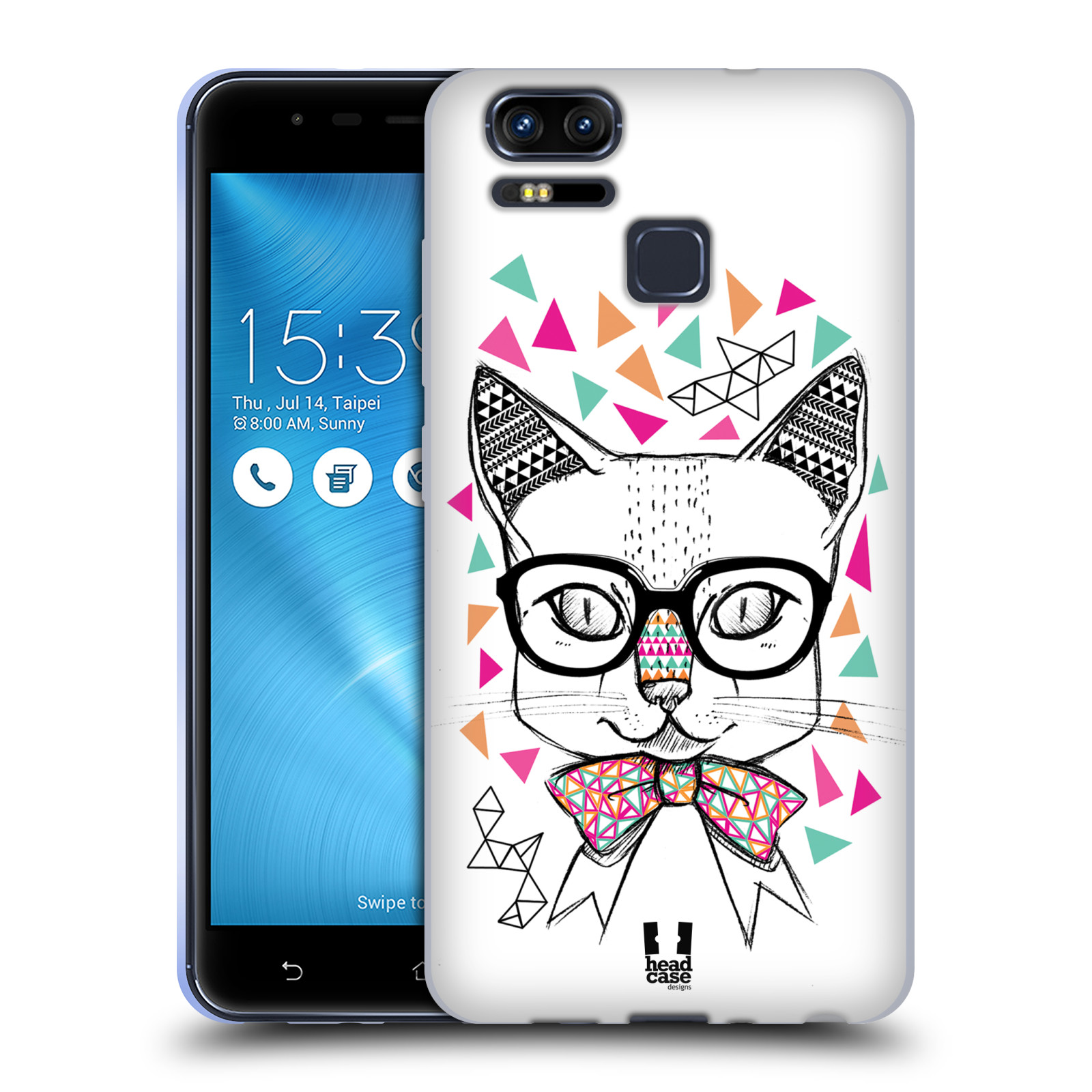 HEAD-CASE-DESIGNS-AZTEC-ILLUSTRATIONS-GEL-CASE-FOR-ASUS-ZENFONE-3-ZOOM-ZE553KL