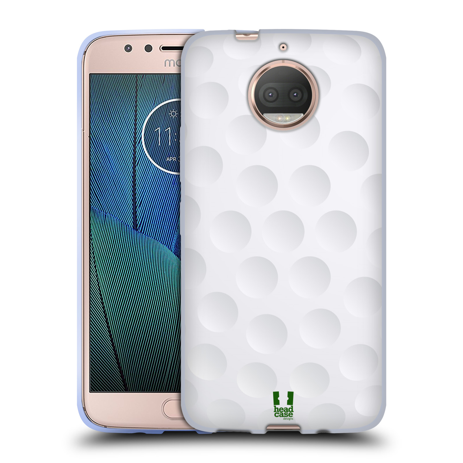 HEAD-CASE-DESIGNS-BALL-COLLECTION-SOFT-GEL-CASE-FOR-MOTOROLA-MOTO-G5S-PLUS