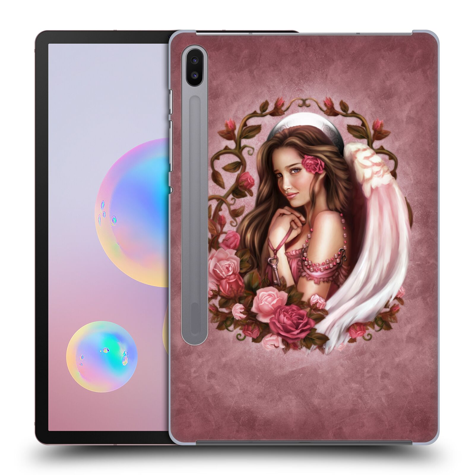 Official Brigid Ashwood Angels Rose Case for Samsung Galaxy Tab S6 (2019)
