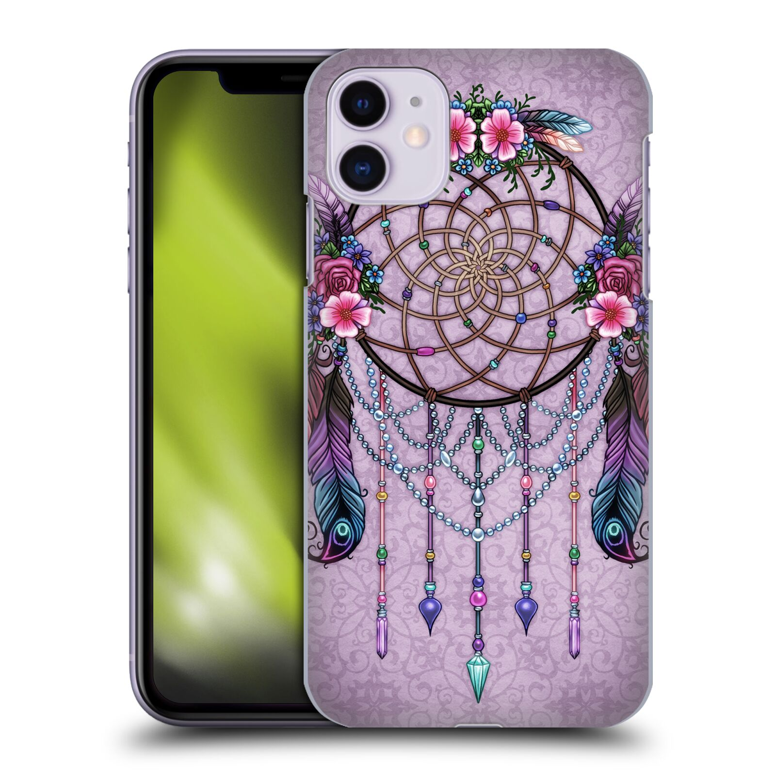 Official Brigid Ashwood Bohemian Vibe Dreamcatcher Back Case for Apple iPhone 11