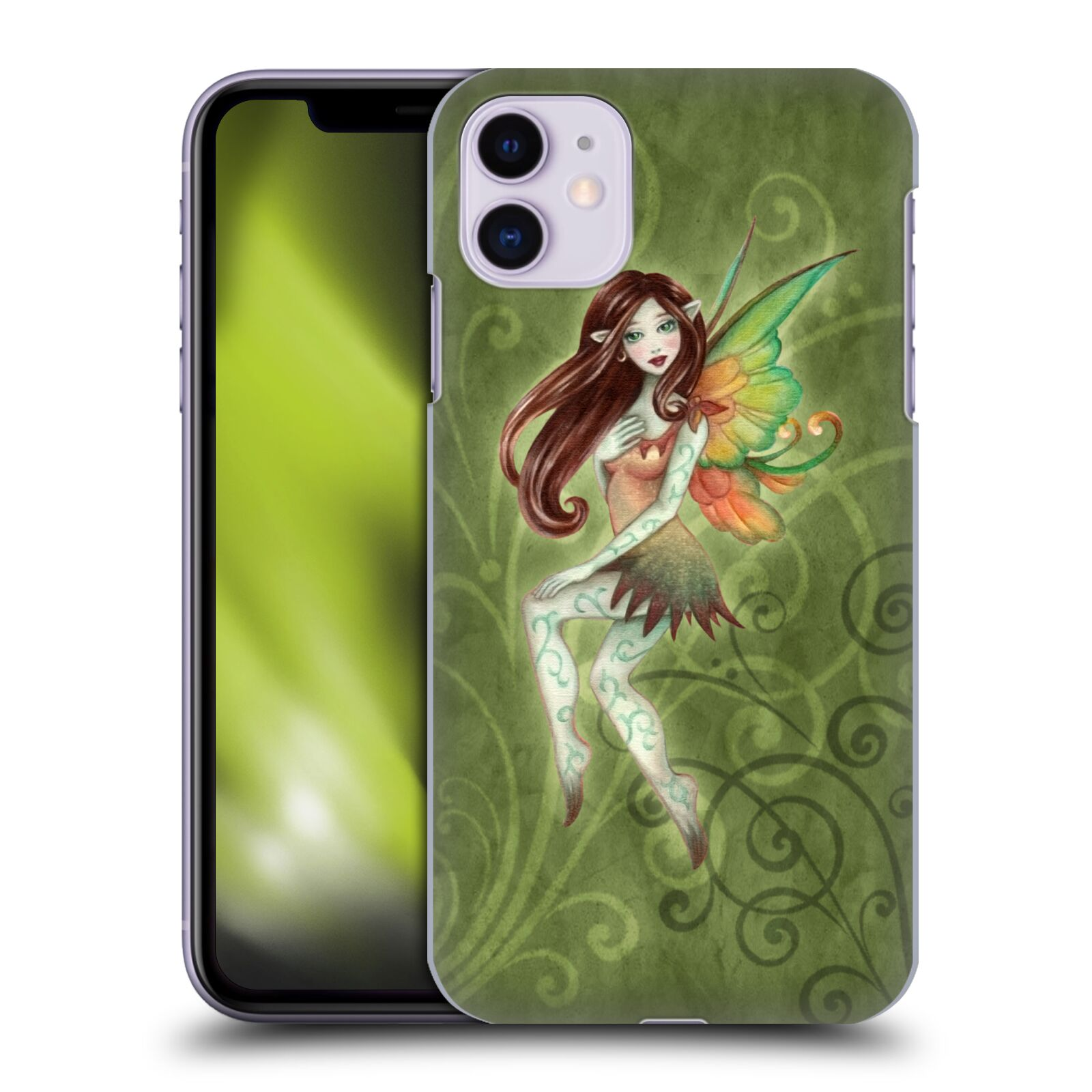 Official Brigid Ashwood Fairies 2 Terra Case for Apple iPhone 11