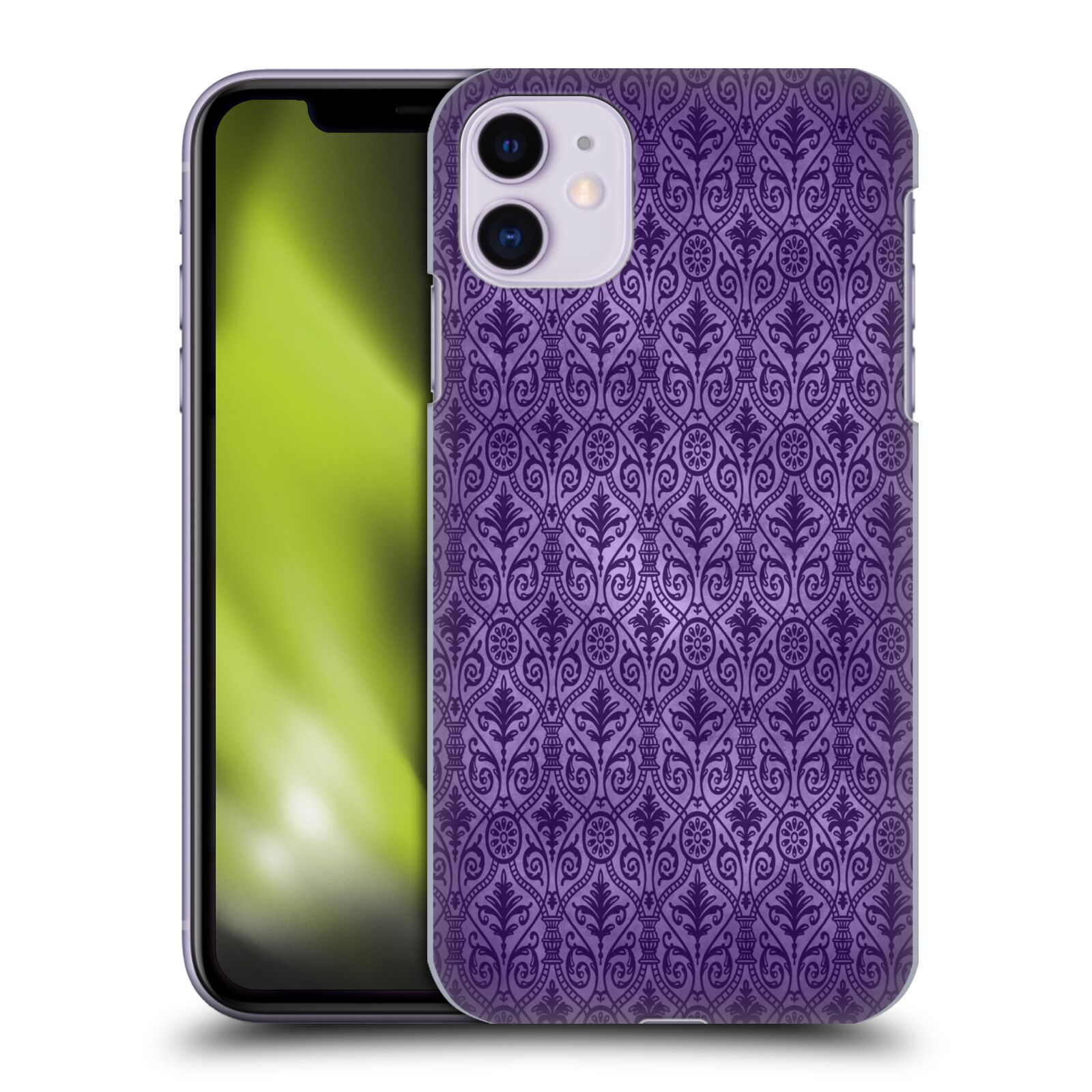 Official Brigid Ashwood Patterns Acanthus Pillar Case for Apple iPhone 11